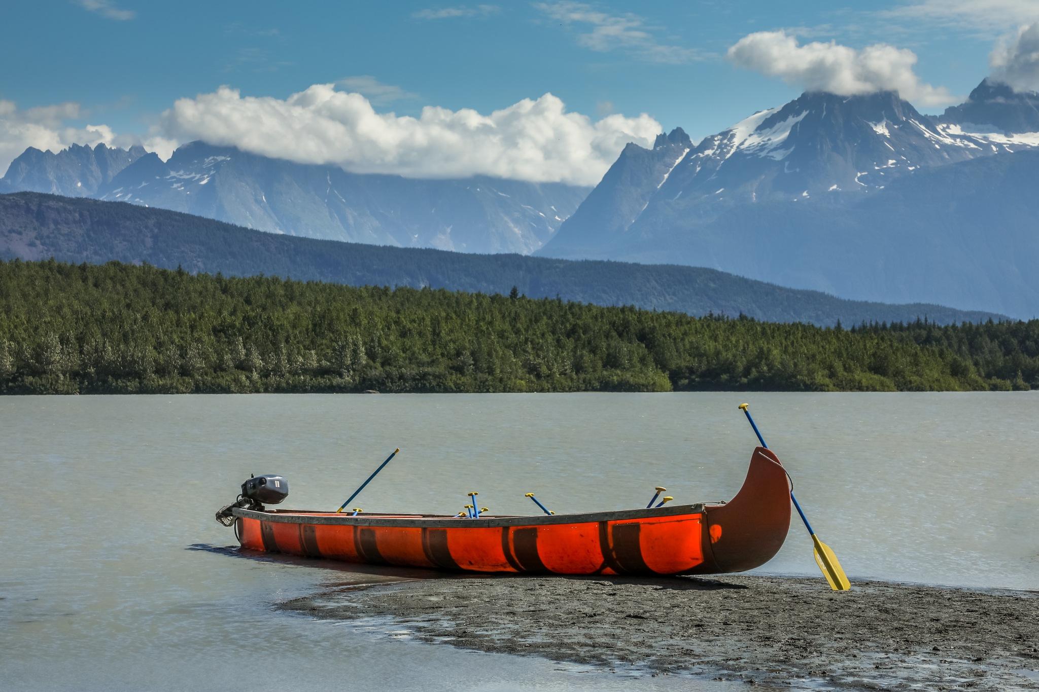 Scenic Alaska by Martina Birnbaum