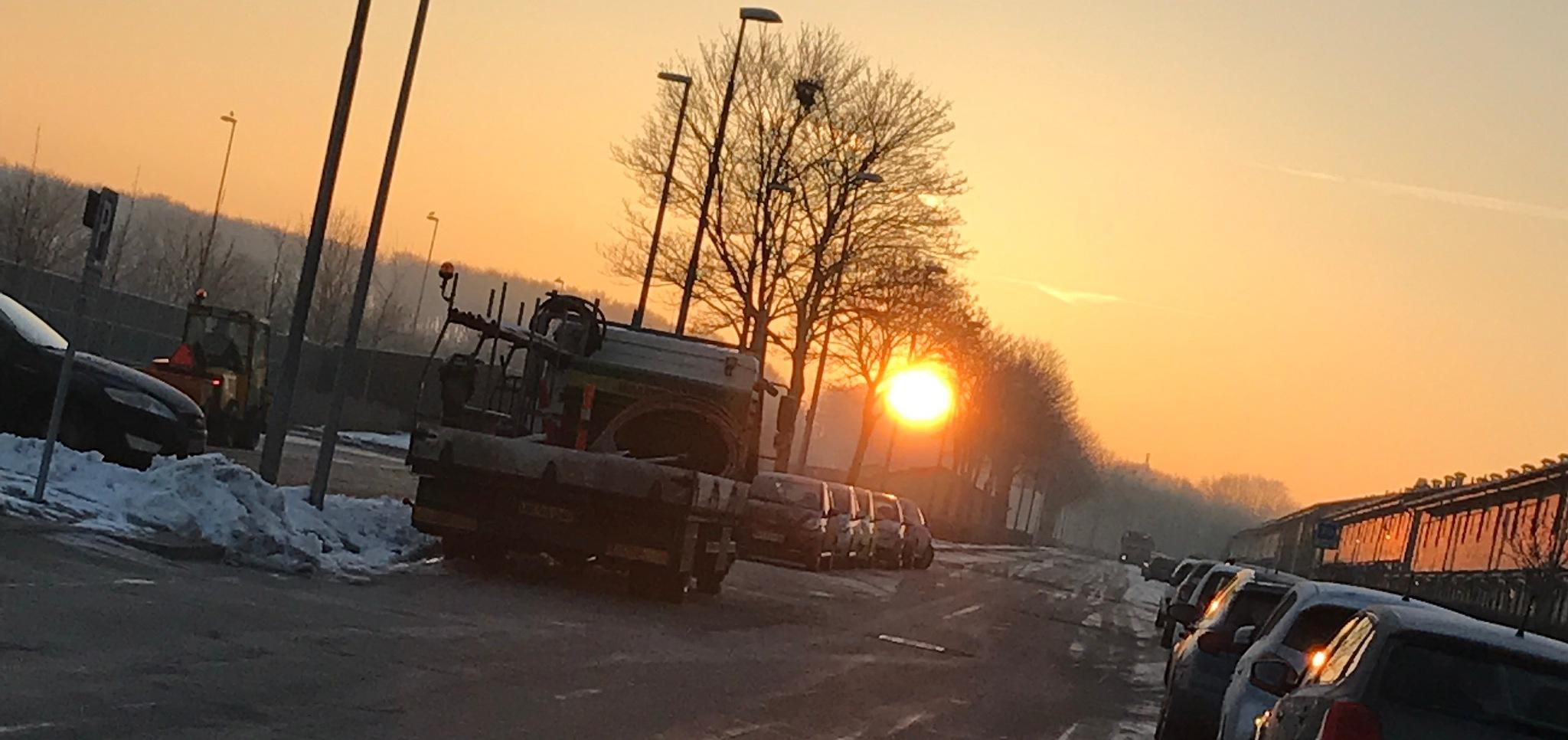 Sunrise  by Faduma Mire