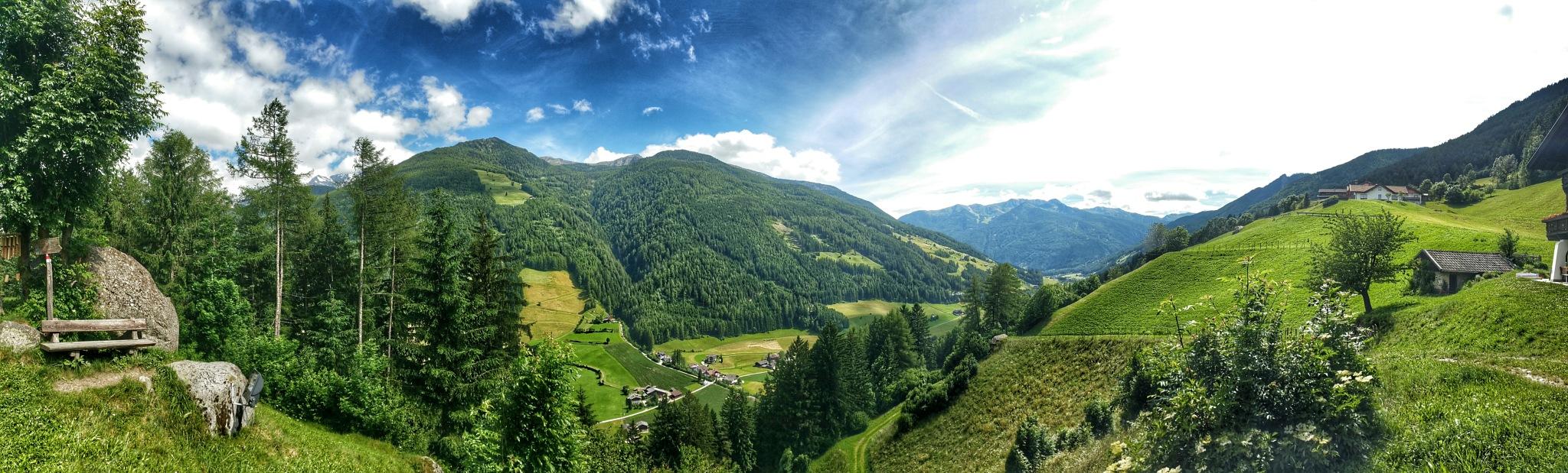 Arntal, Südtirol by noerpel