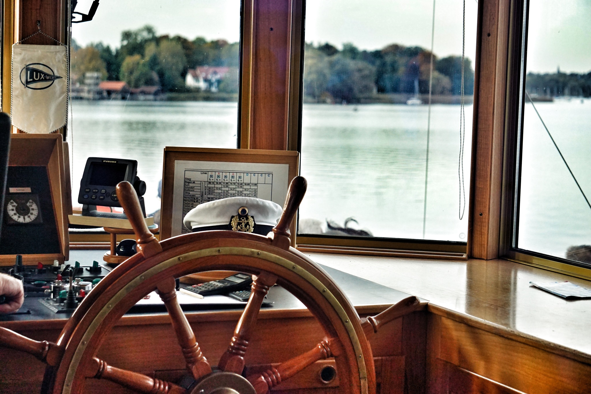 Captains bridge by noerpel
