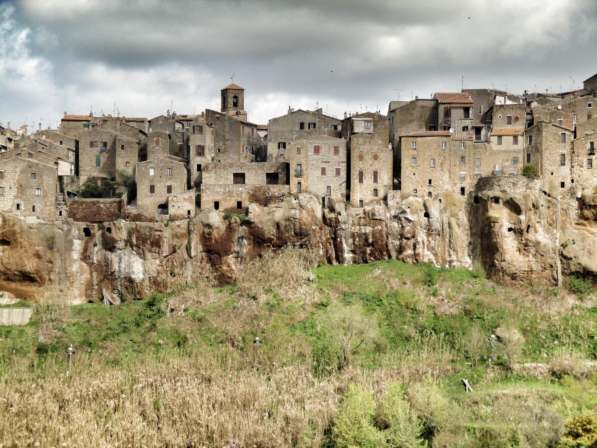 Pitigliano, Grosseto by noerpel