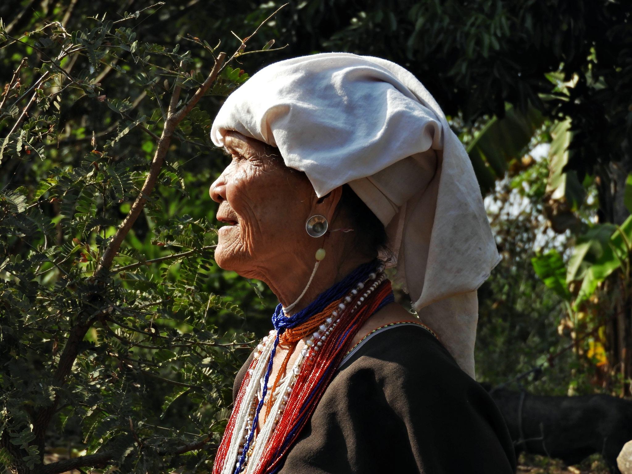 grandma by Henny van Broekhoven
