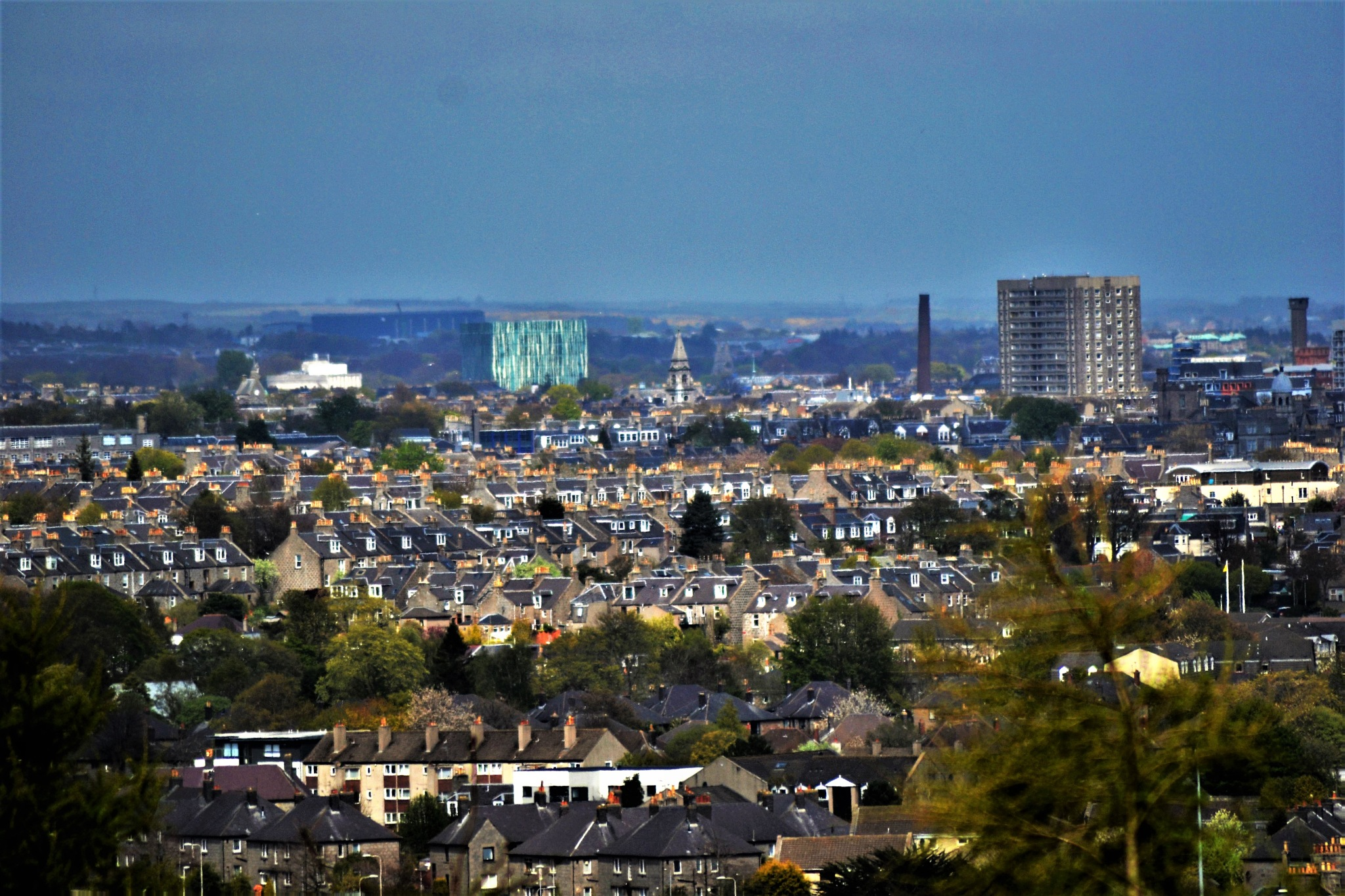 Aberdeen by Anthony Holderness