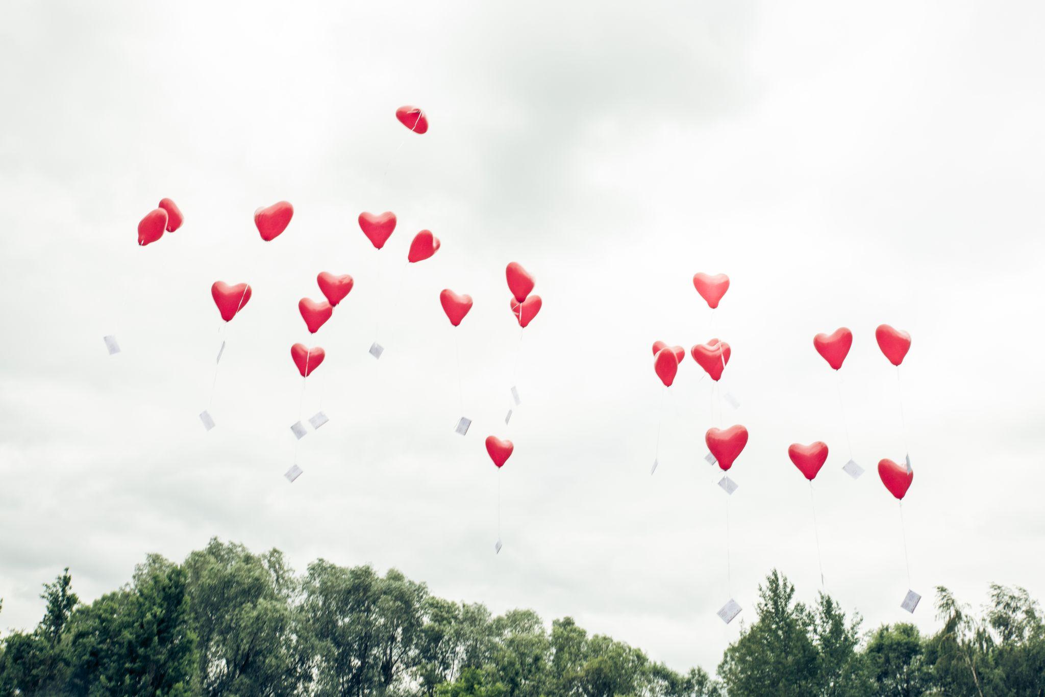 Hearts by Carsten Busch