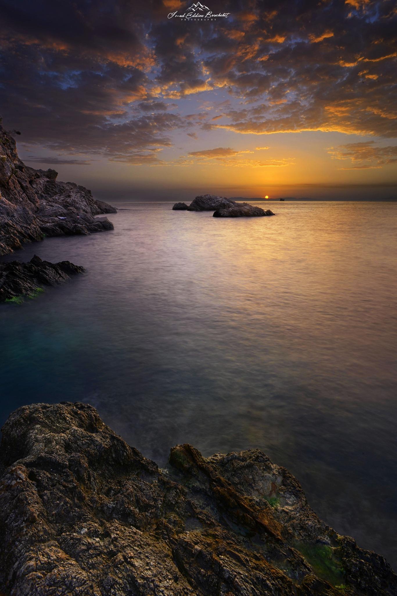 skikda la petite plage  by Imad Eddine