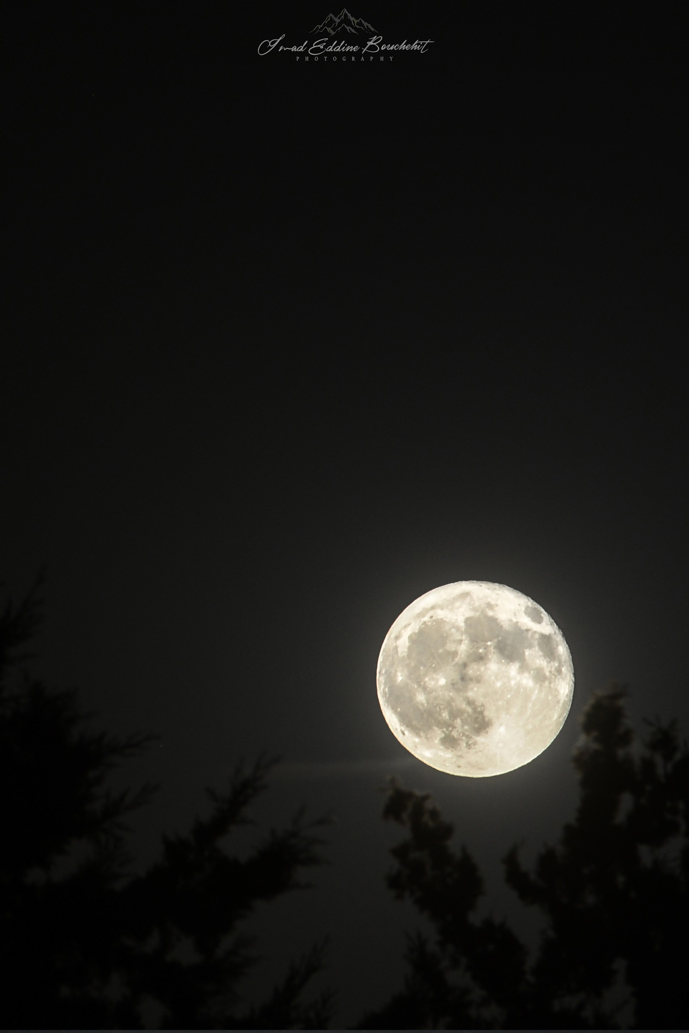 moon skikda algeria by Imad Eddine