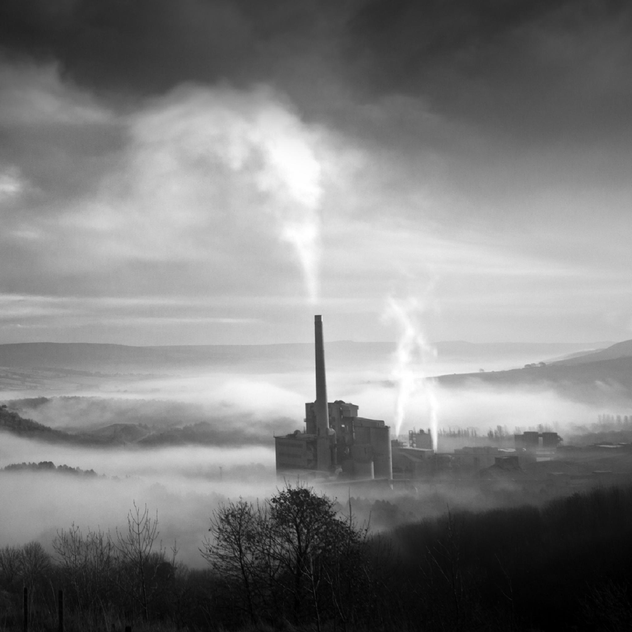 Mist Maker by Stephen McNally