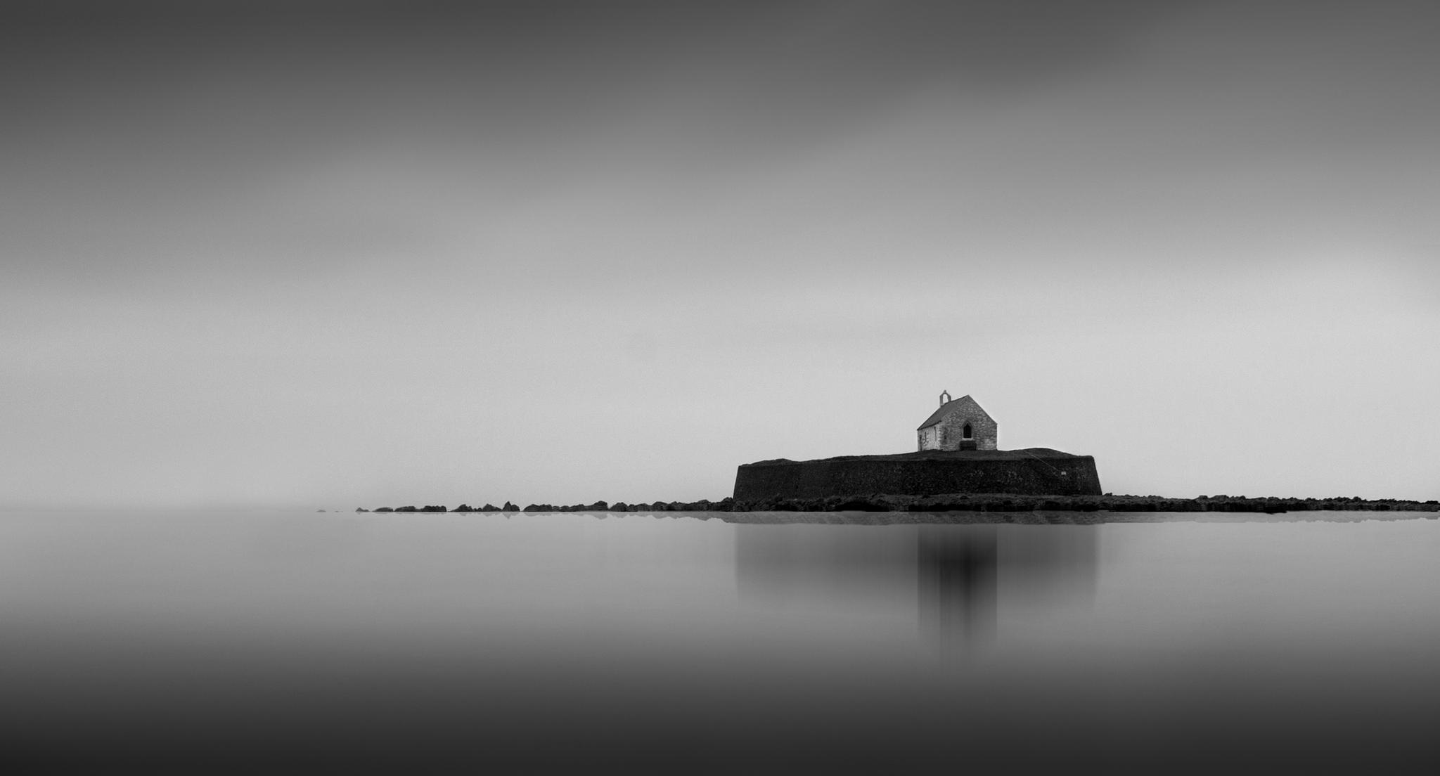 church in the sea  by Stephen McNally