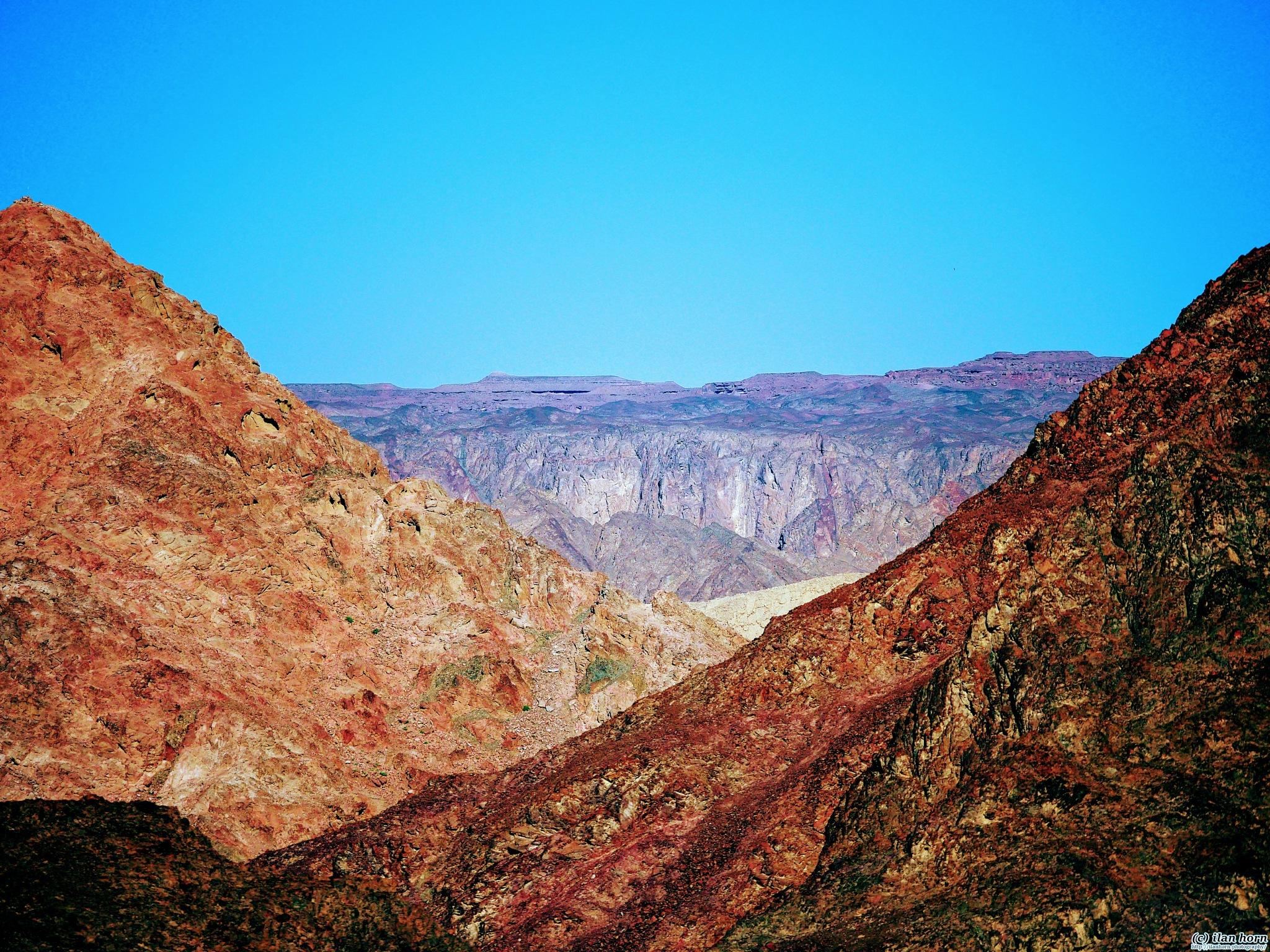 Desert colors 1 by ilanhorn