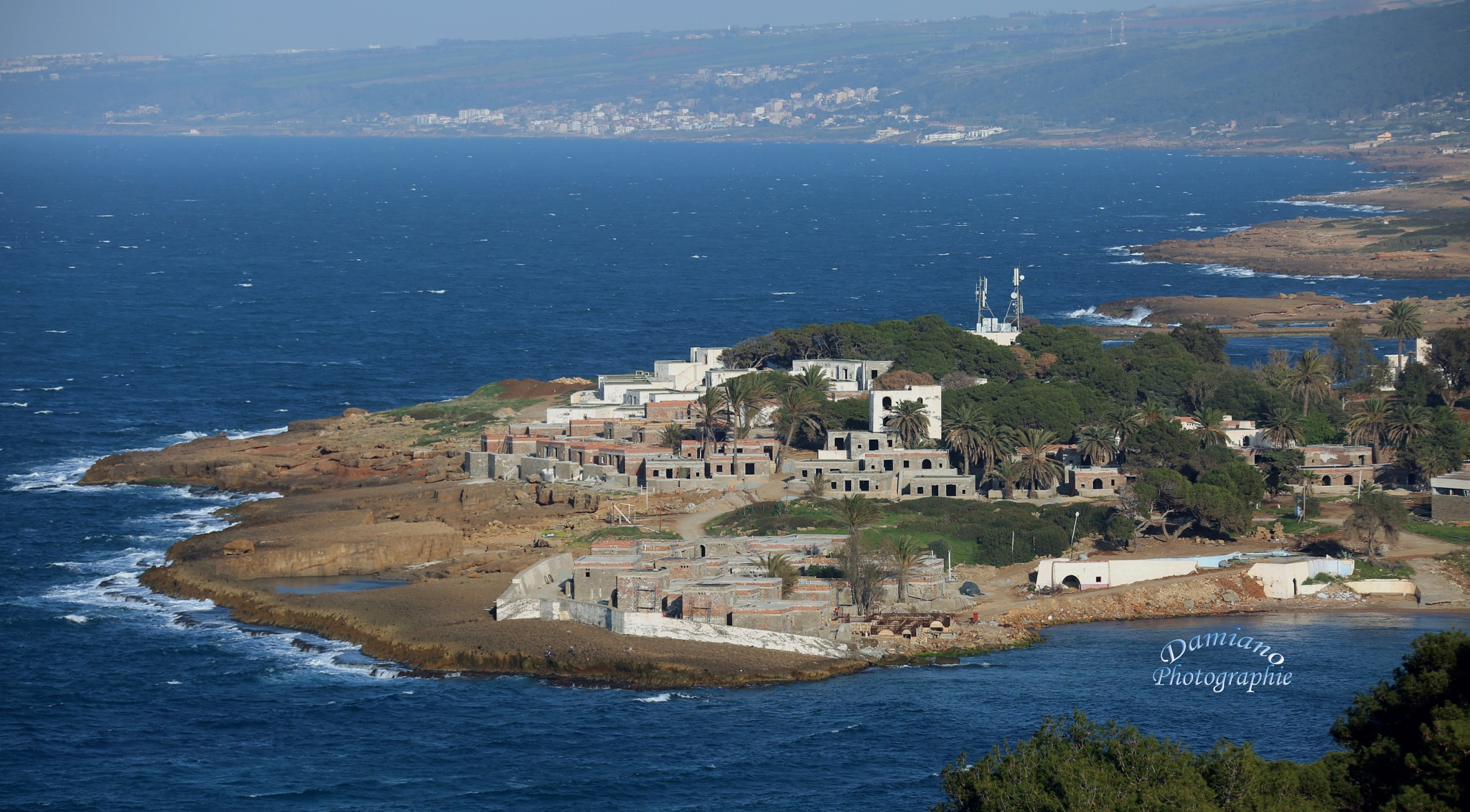 TIPAZA The Golden Horn by Damiano Damiani