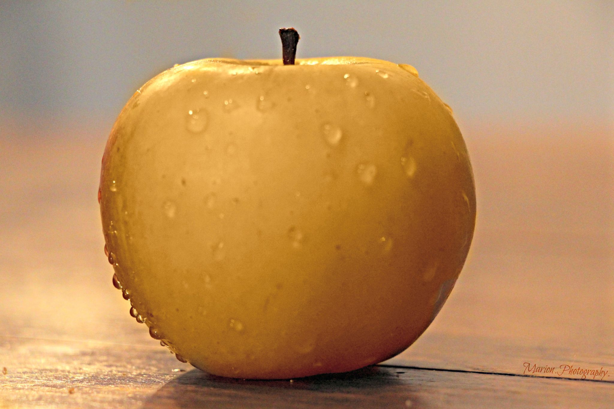 apple  by Marion.photography.