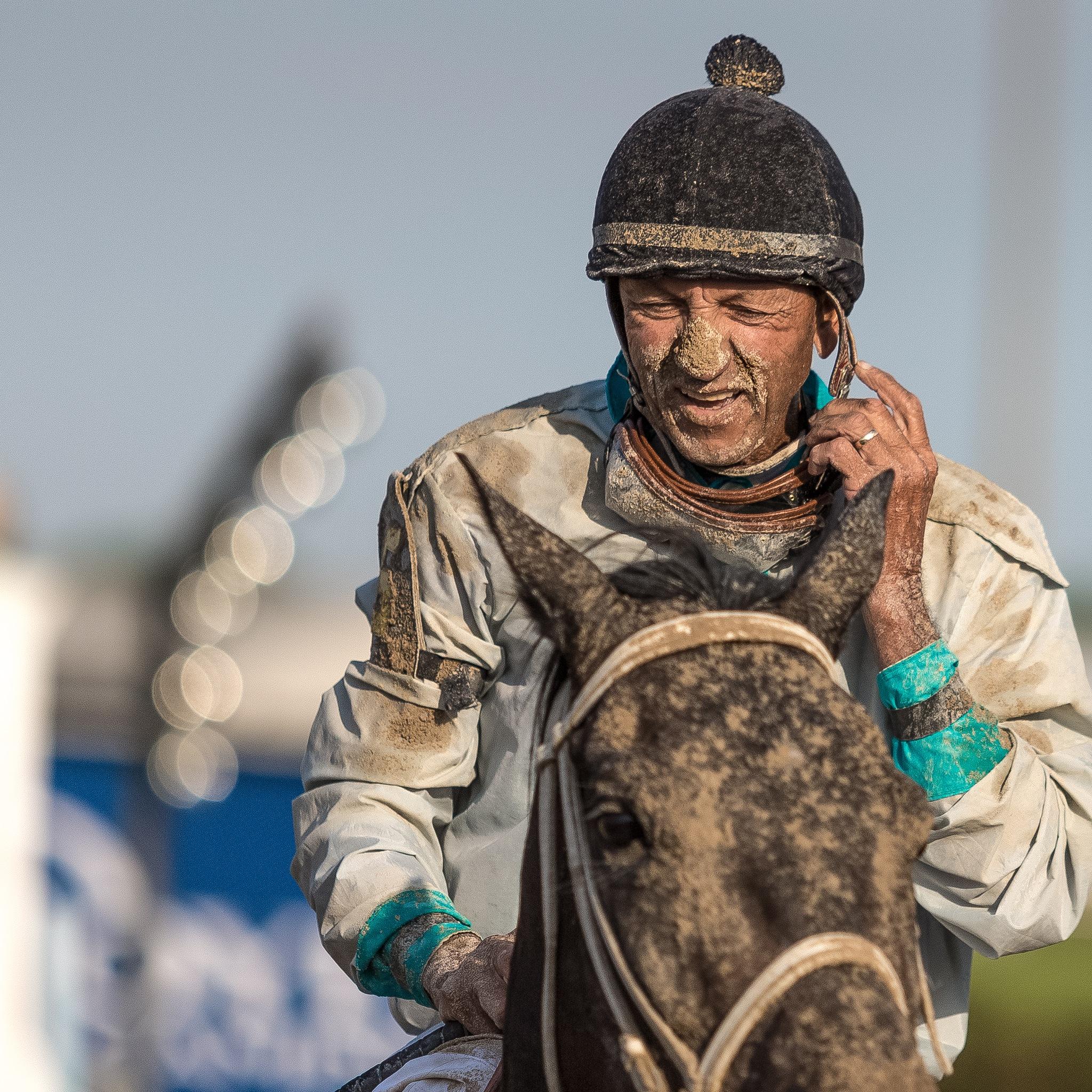 Losing Jockey by Zach Graber