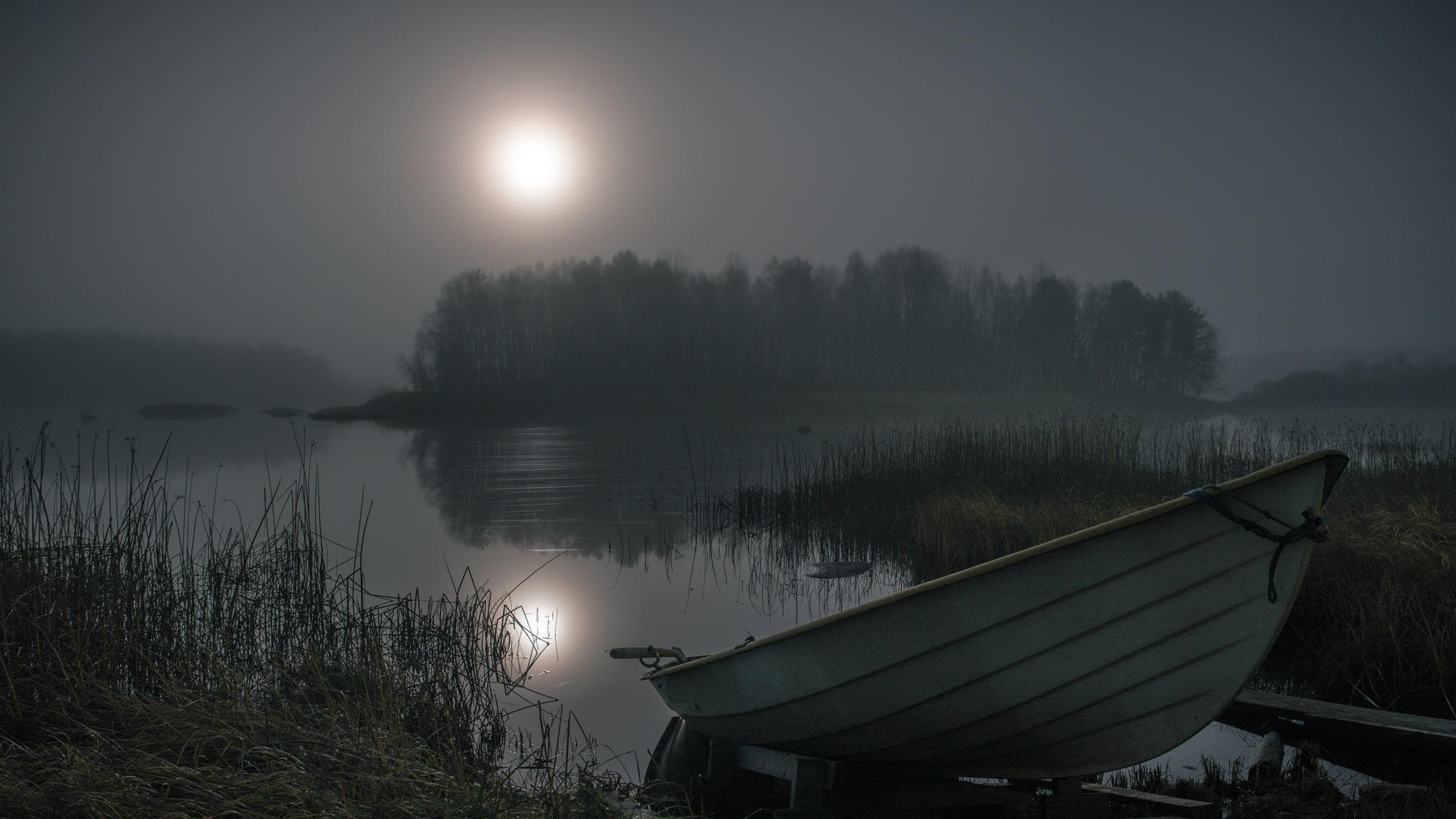Clair de Lune by Antti Törmä