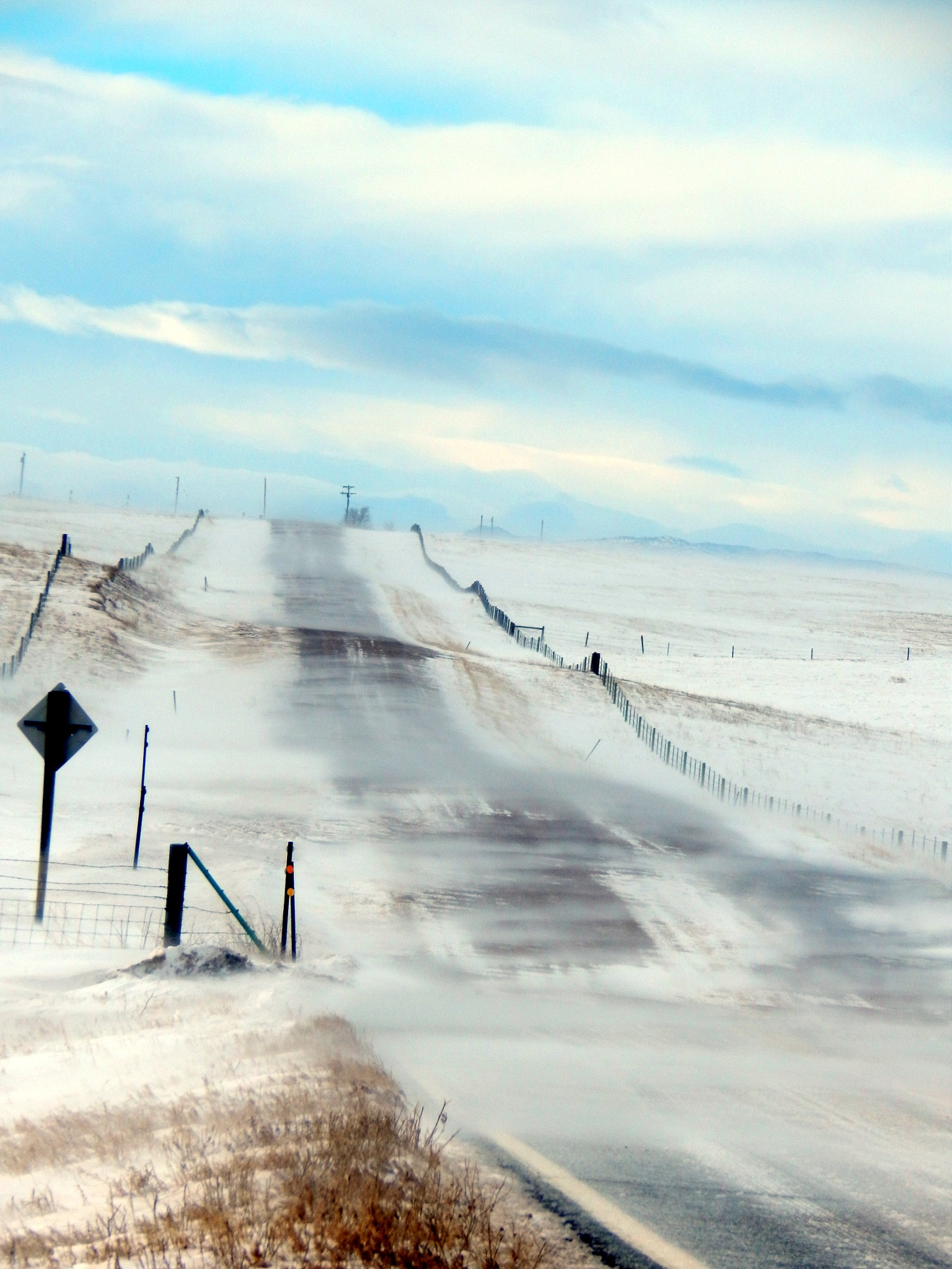 Wyoming Ground Blizzaed by Mark Court (MyWyomingPhotography)