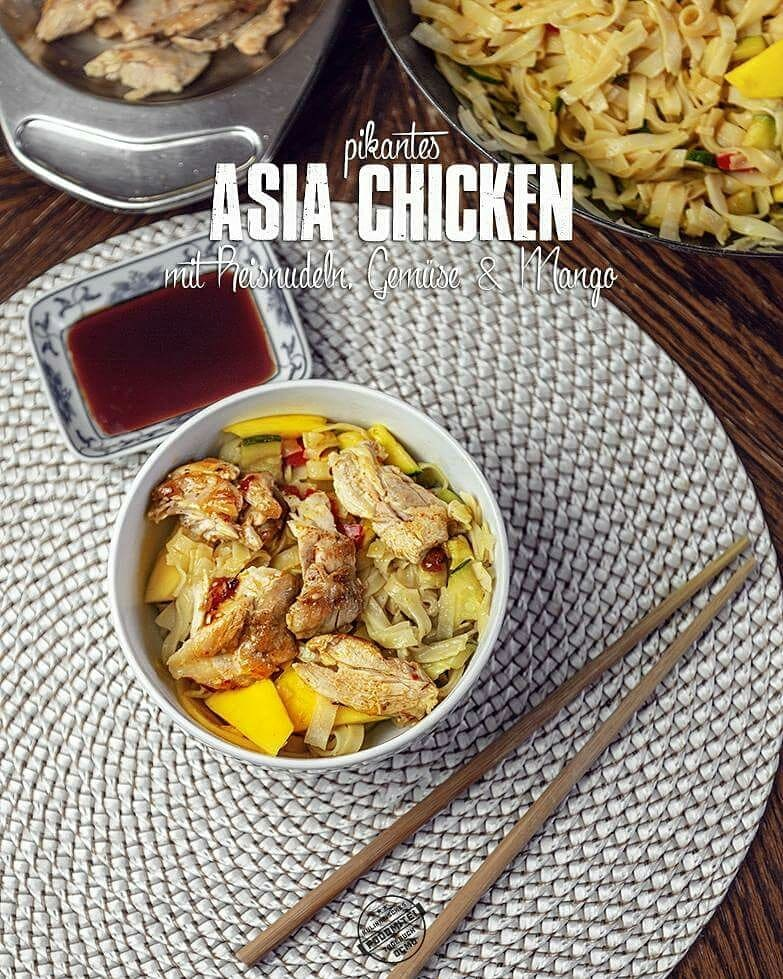 asia chicken food by Manuel Graf