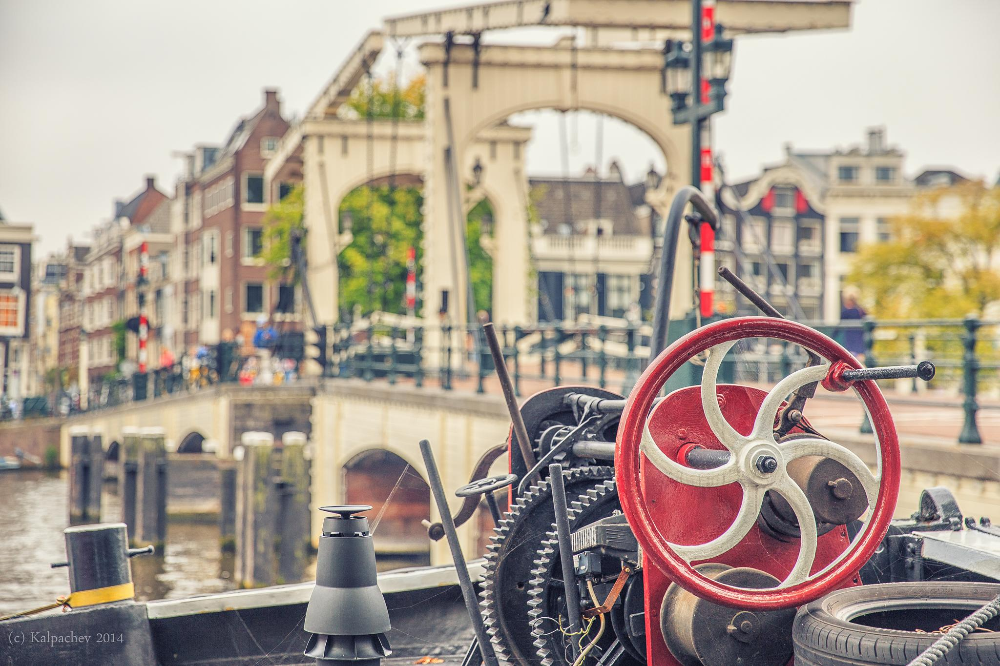 The magic of Amsterdam by Kalin Kalpachev