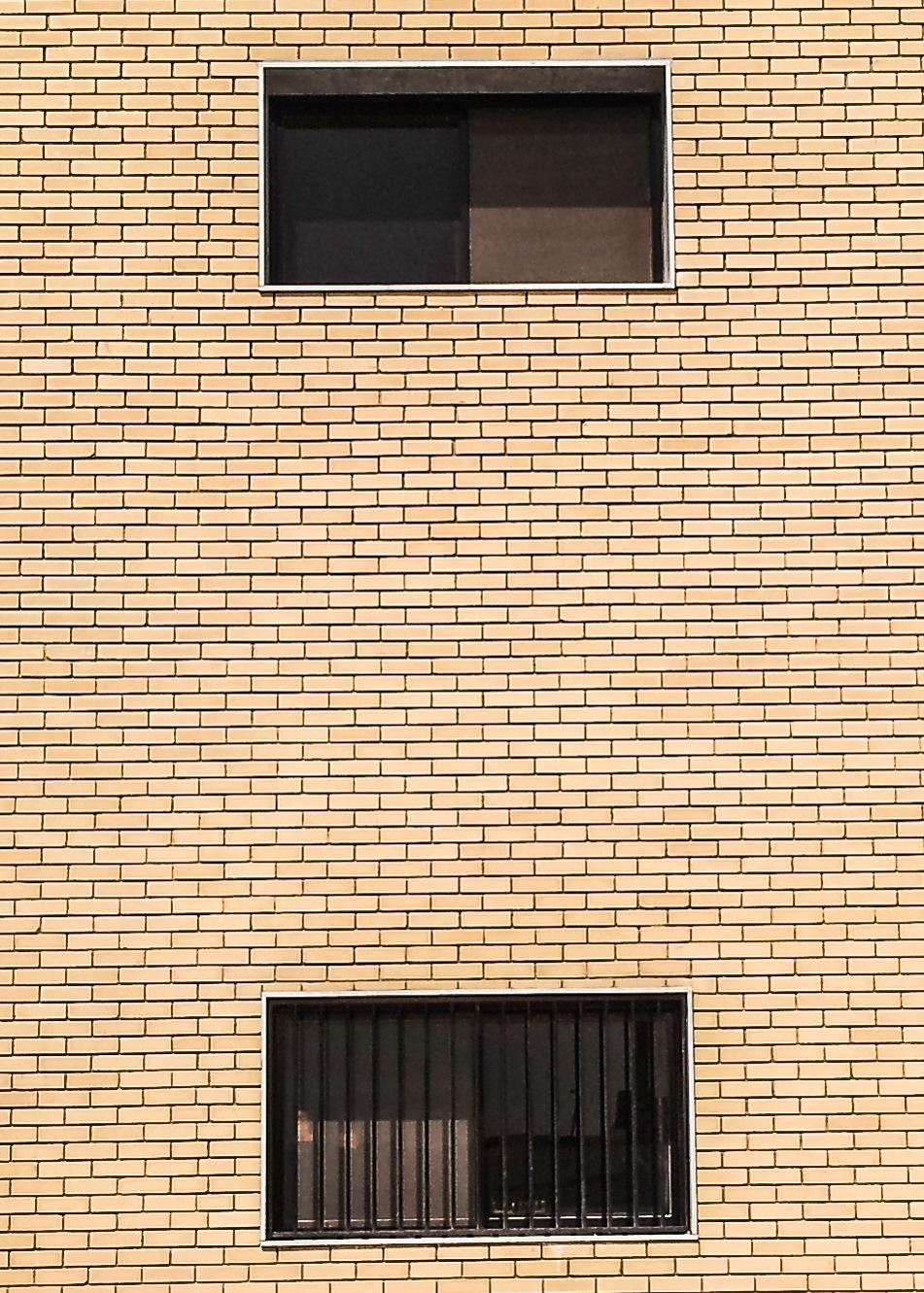 Brick Pattern by Gino Rapheal