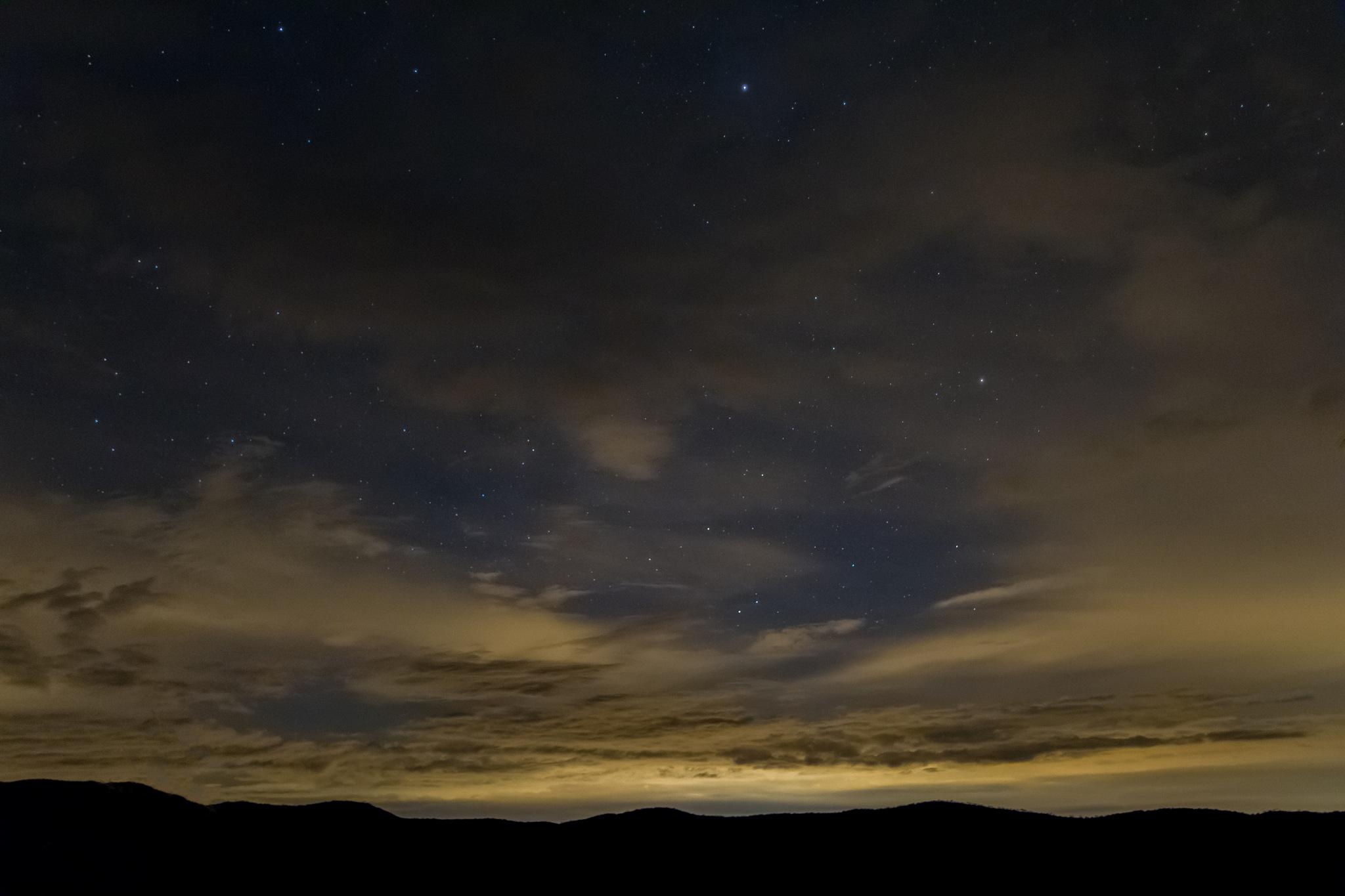 Night stars by jesuslopes