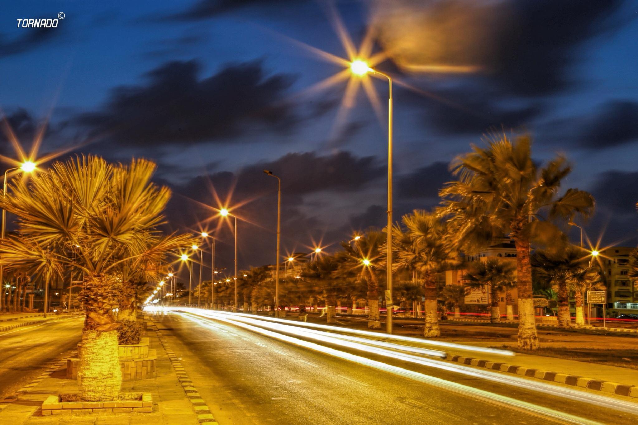 My town <3 basic road by MaHmuoð Ŧørnaðø