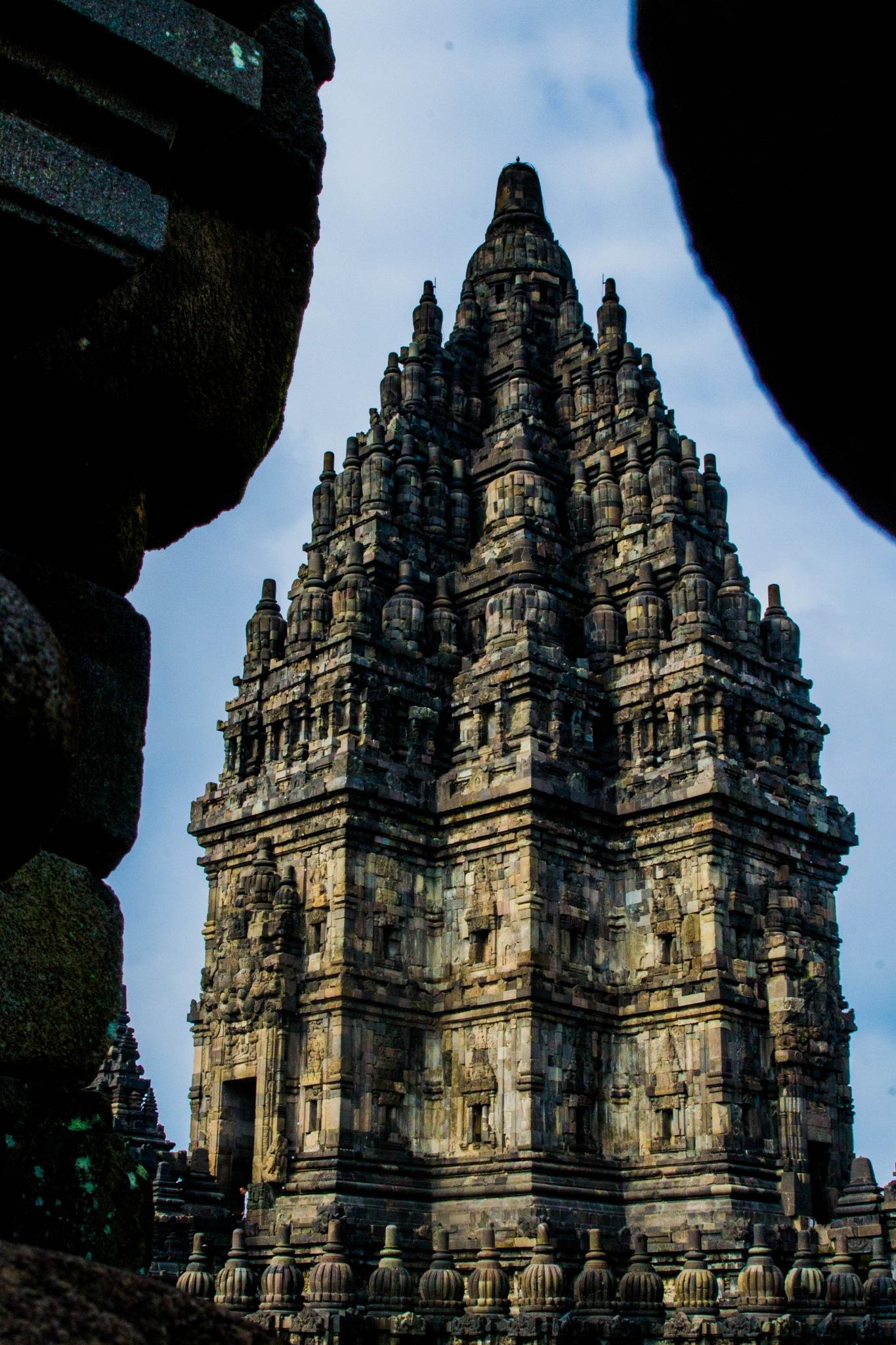Prambanan Temple by Fahmi Ilma
