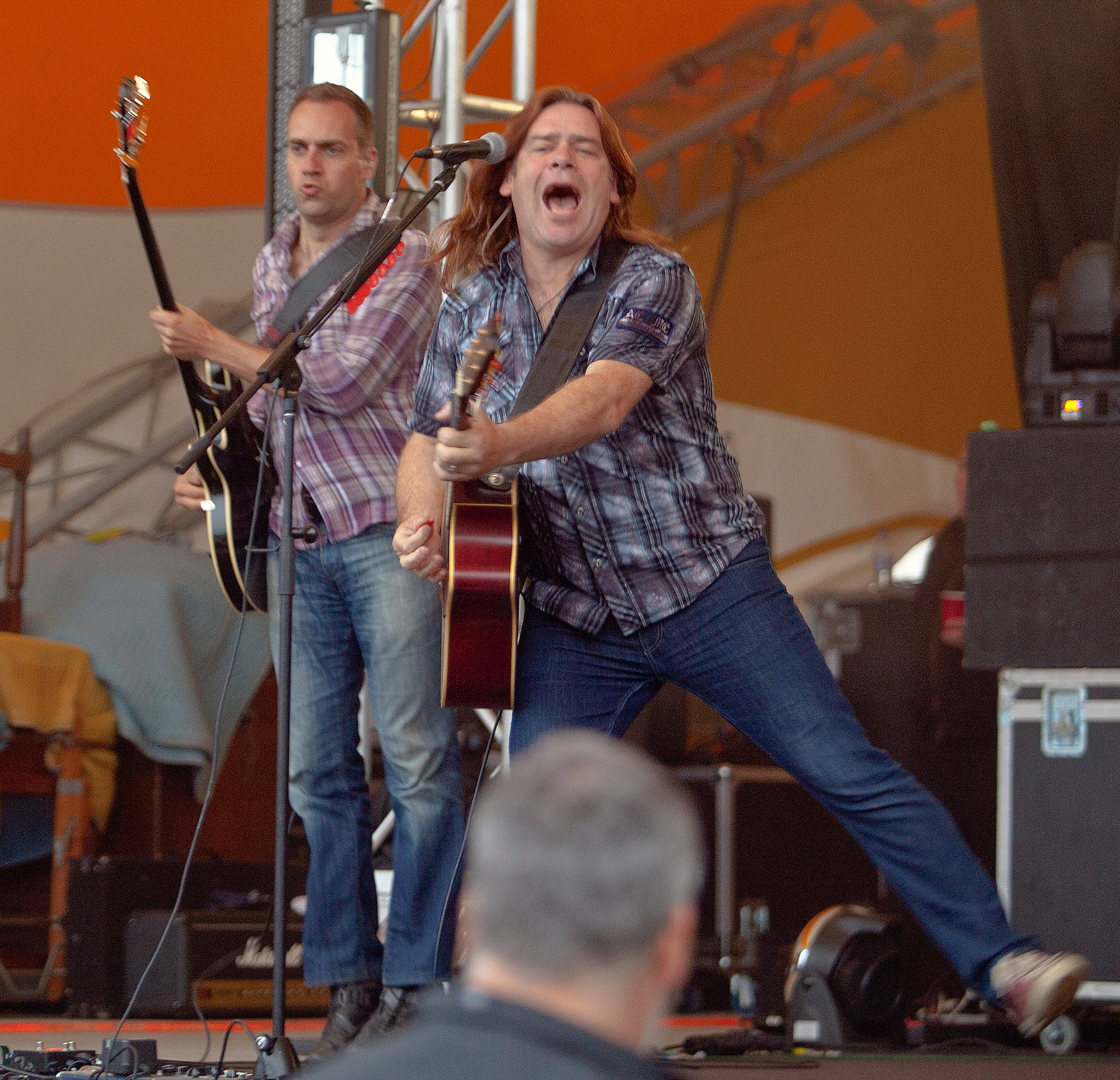 Great Big Sea Having Fun onSTAGE by Kevin Palmer RPM