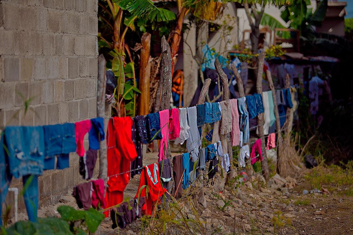 Poverty @ Haiti by Kevin Palmer