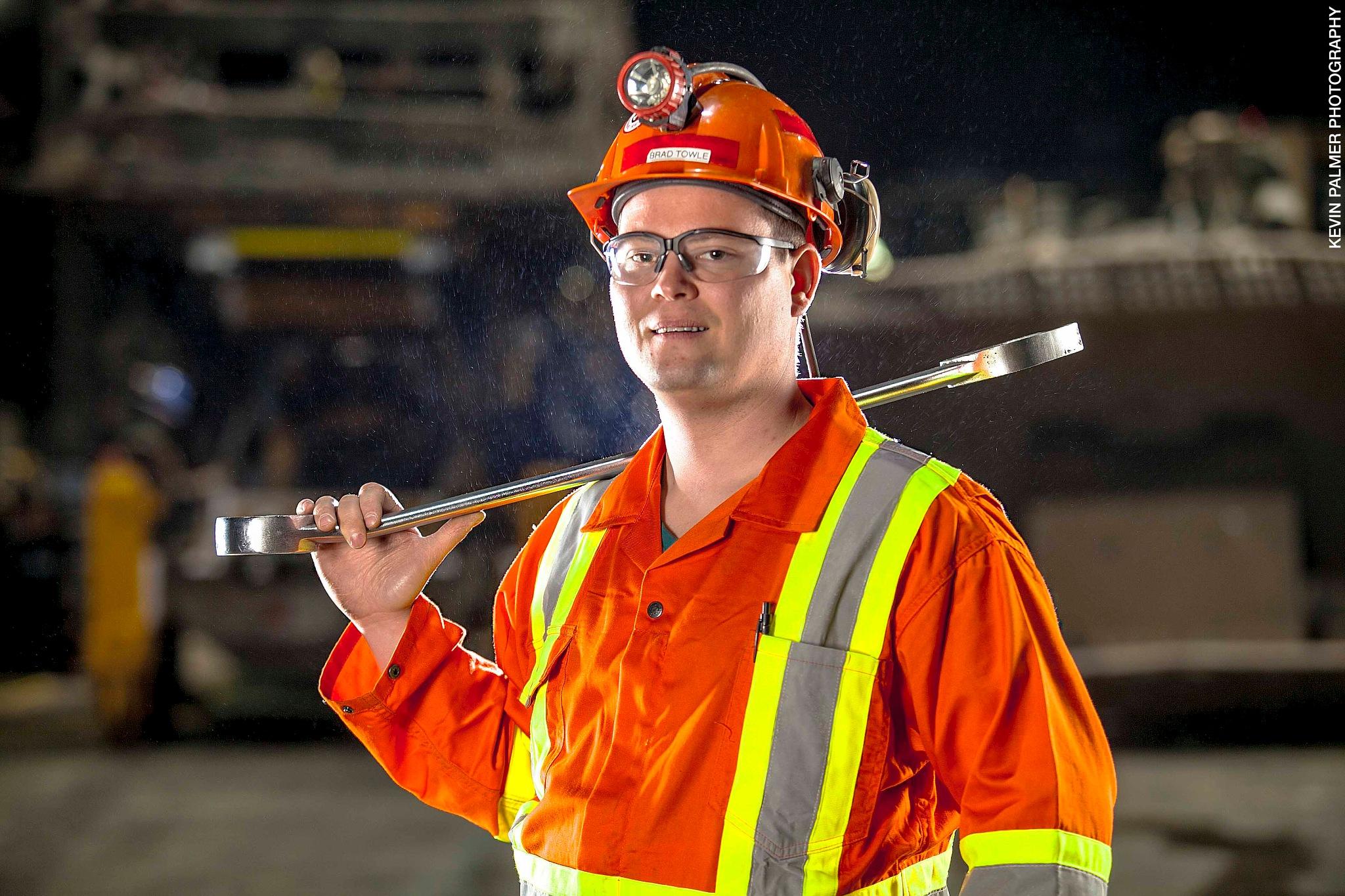 Underground Mechanic @ Mine by Kevin Palmer RPM