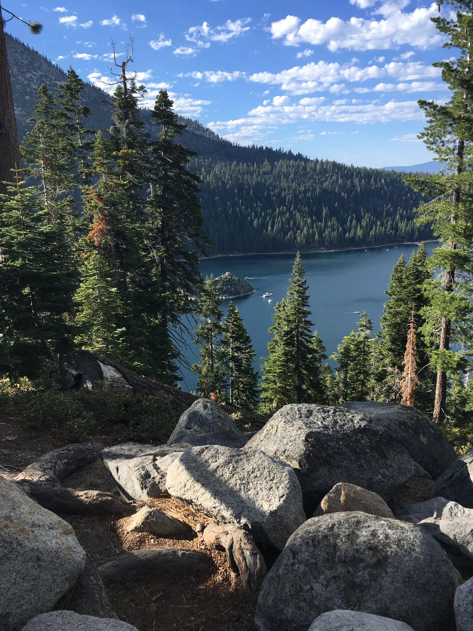 South Lake Tahoe by Victoryyyinjesus