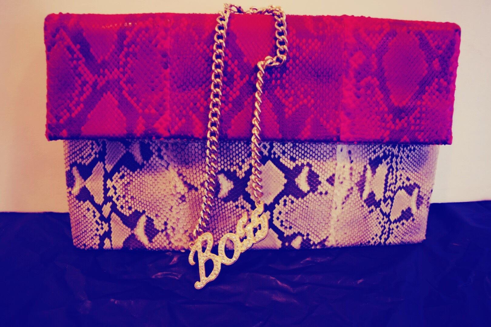 A Divas bag by Bellavxyn
