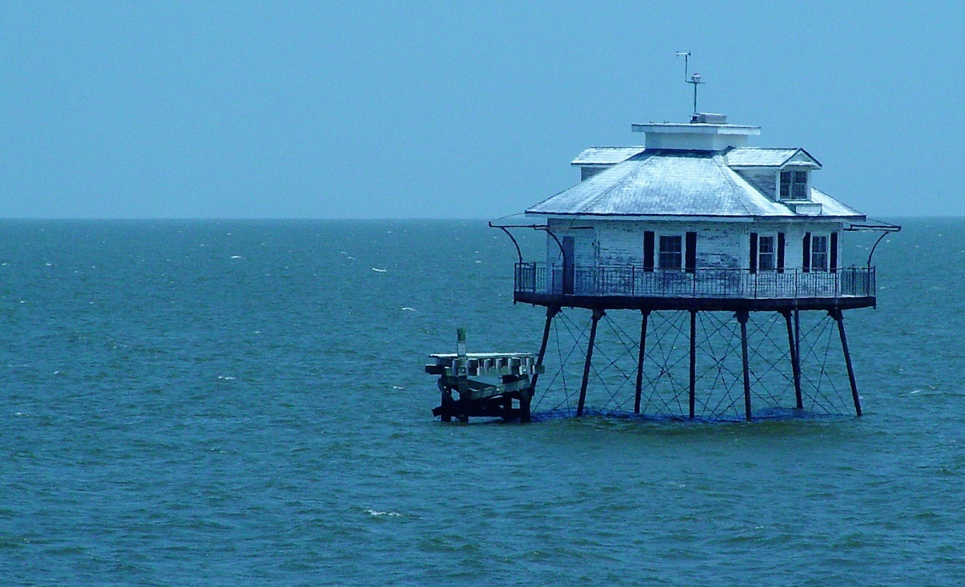 Mobile Bay Light House by MichaelDorsey