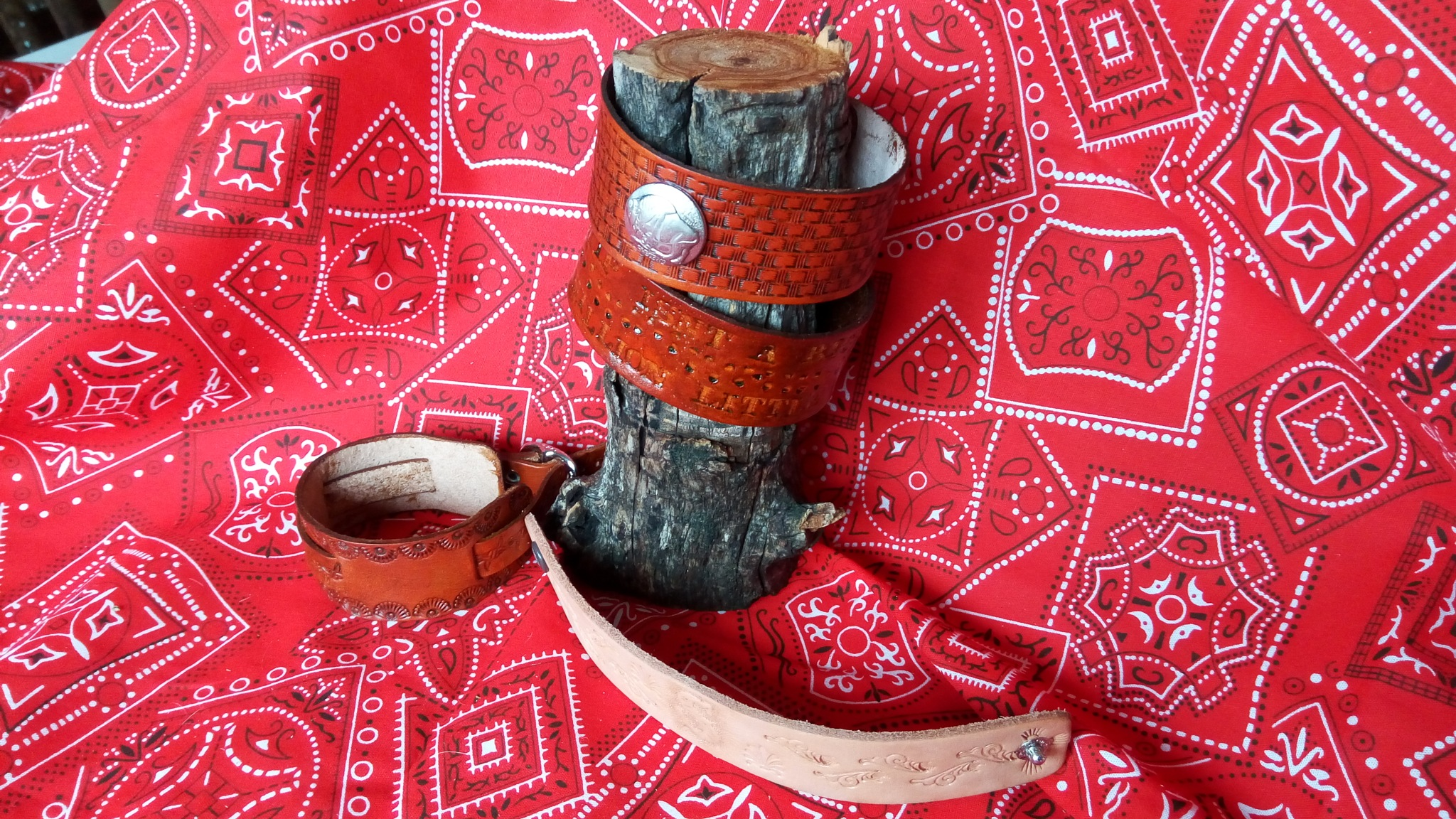 Wristbelts;)  by tinymouse