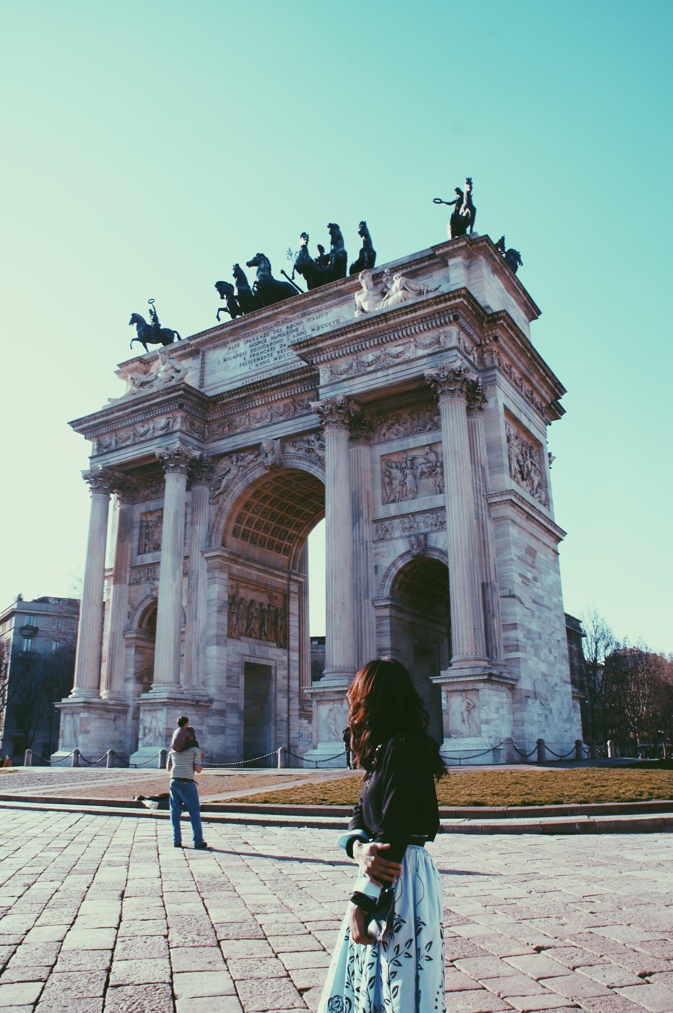 Milan by Fashionsetusfree