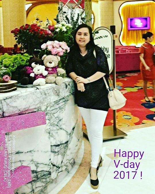HAPPY V-DAY by Kathleen Hernandez (Lady Katutz)