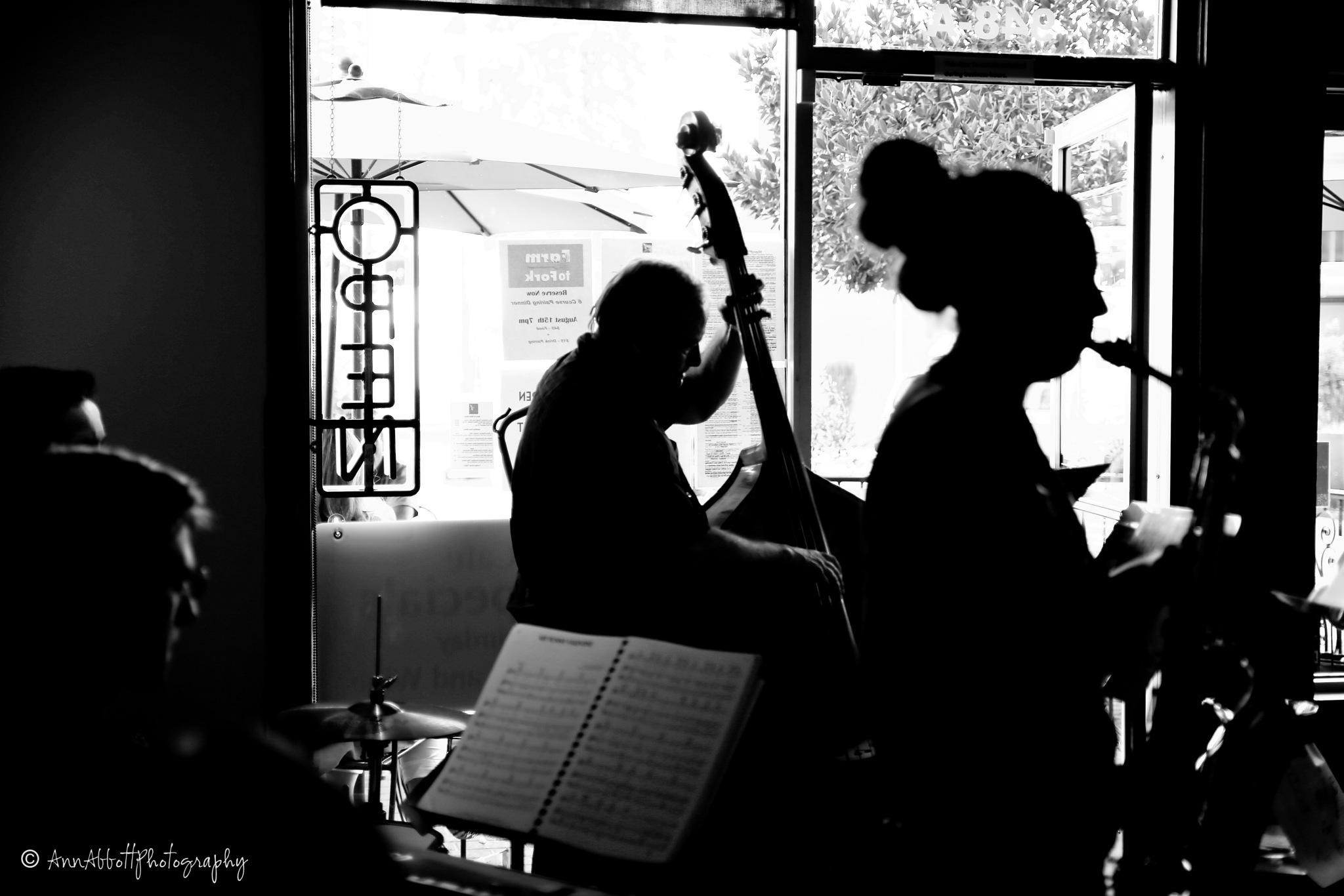 Summer Jazz by Ann Jacuzzo-Abbott