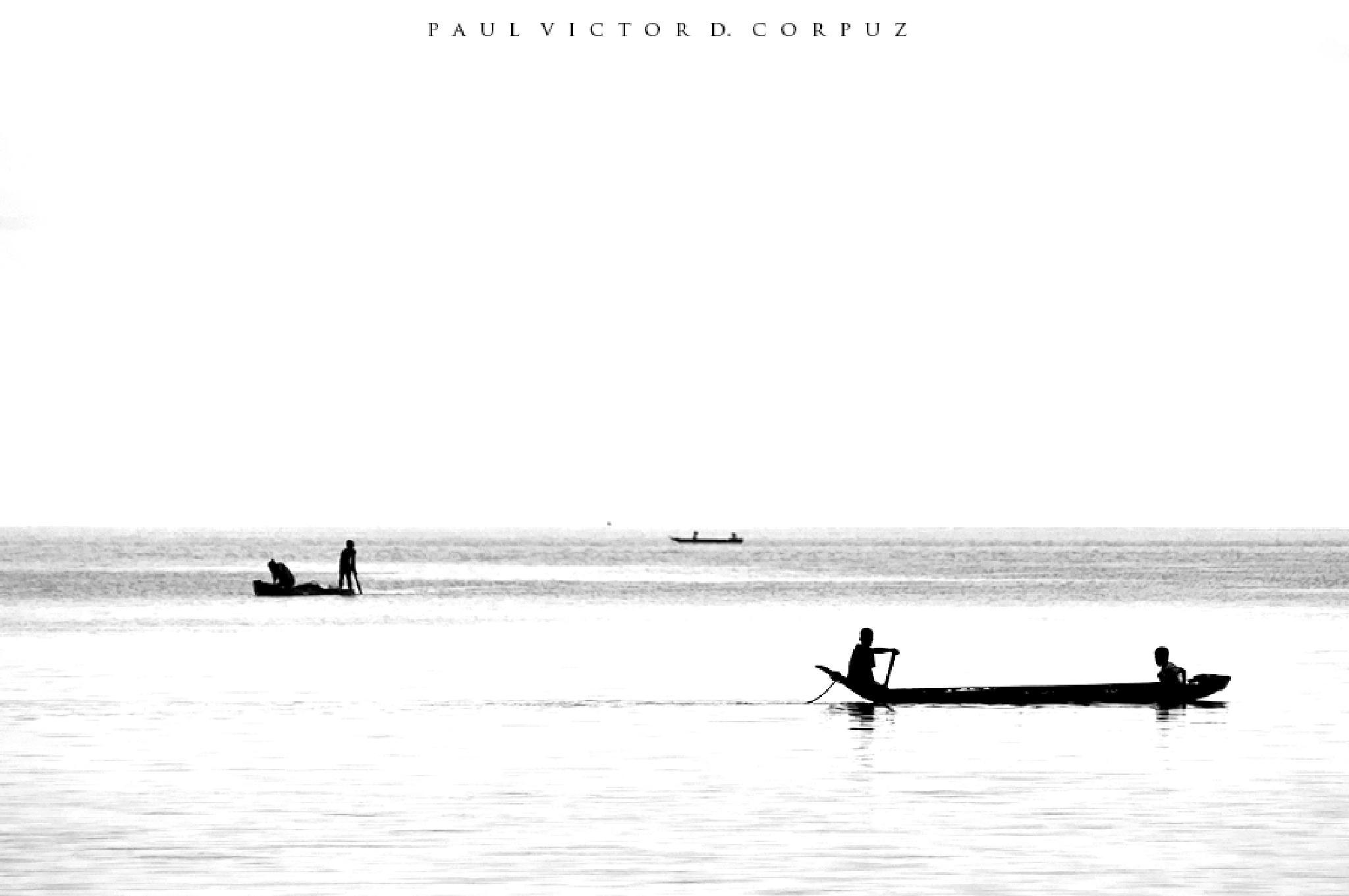Fishing Day by Paul Corpuz