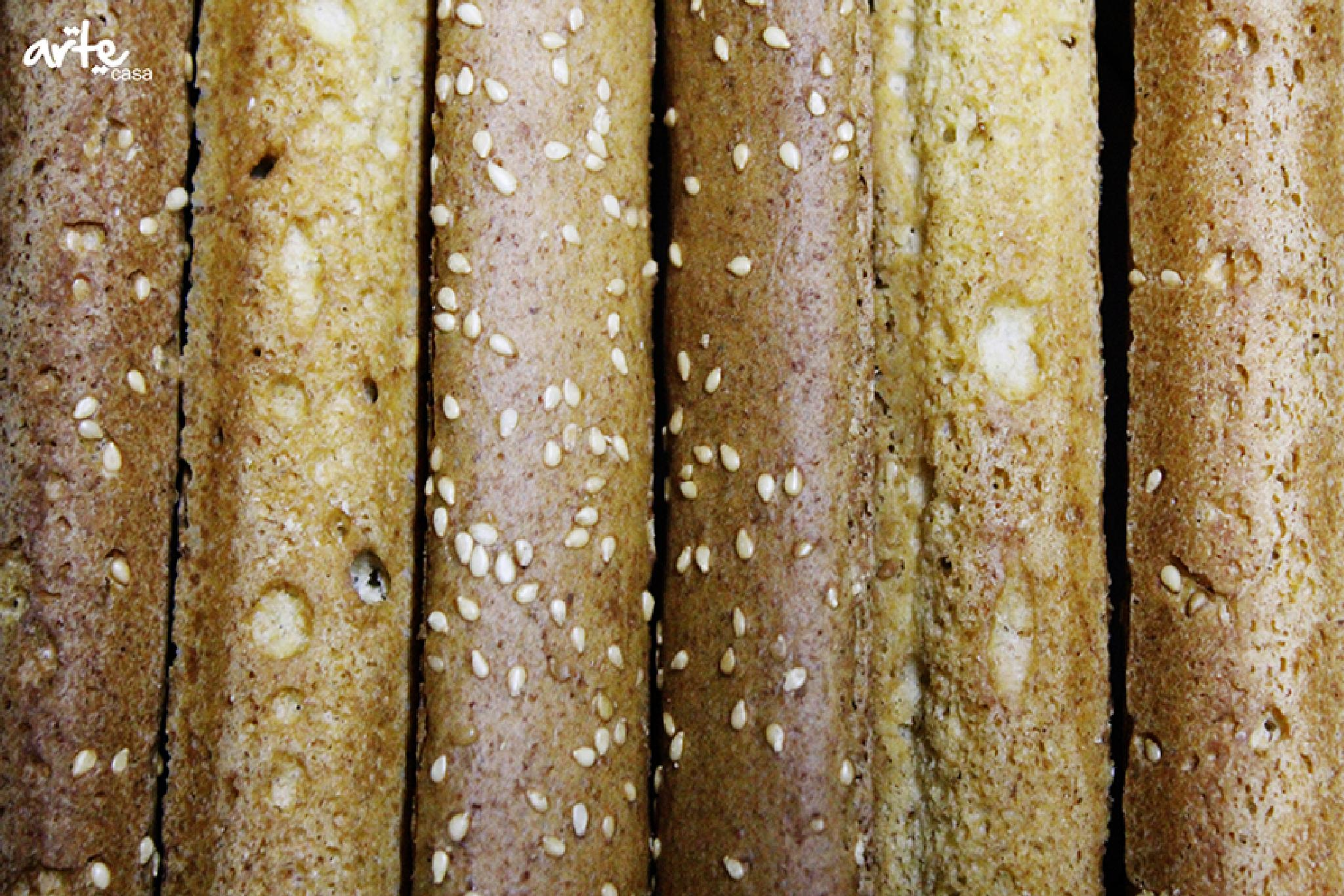Photo in Food #wall #cakes #sesame #damascus