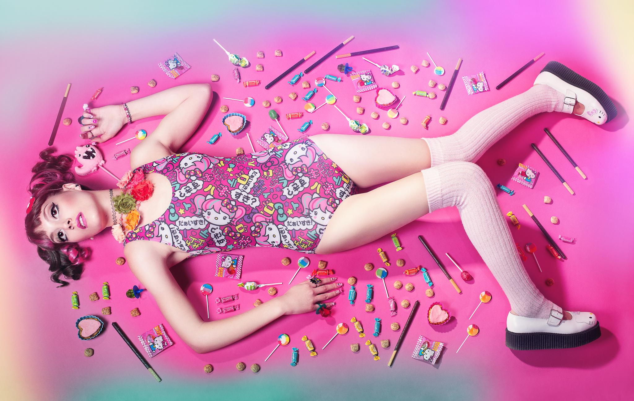 Candy by Valerie Thompson