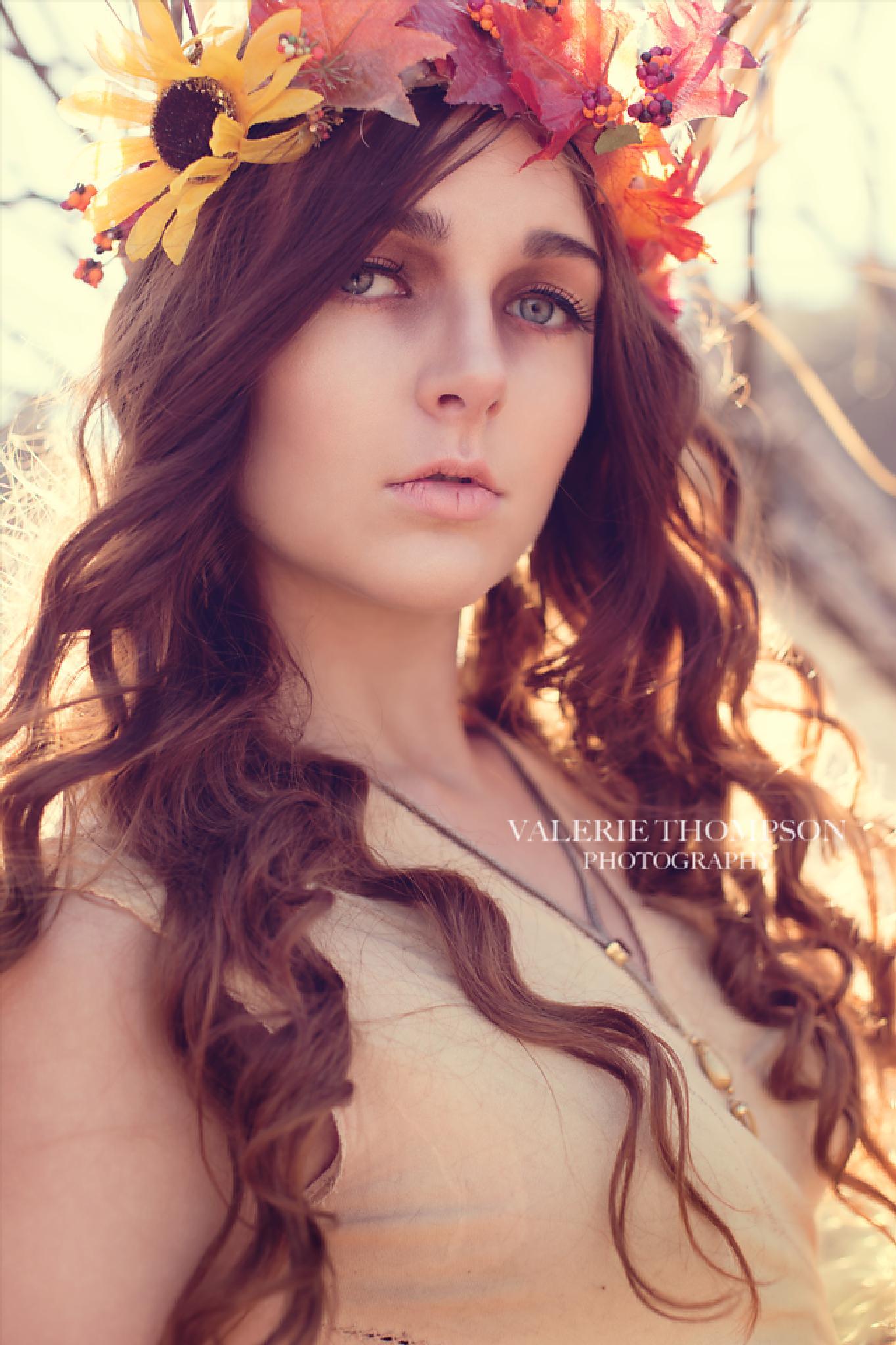 Goddess by Valerie Thompson