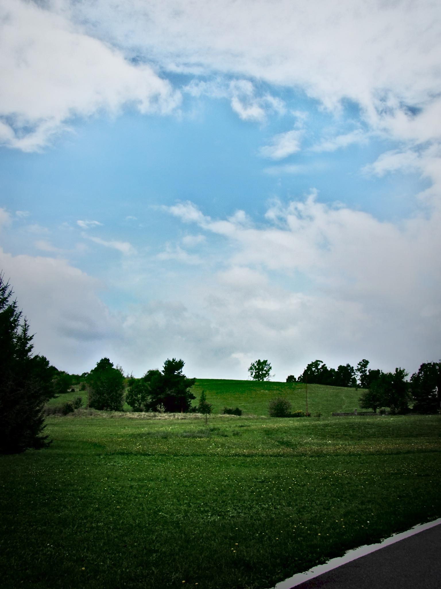 countryside by Michal Dunaj