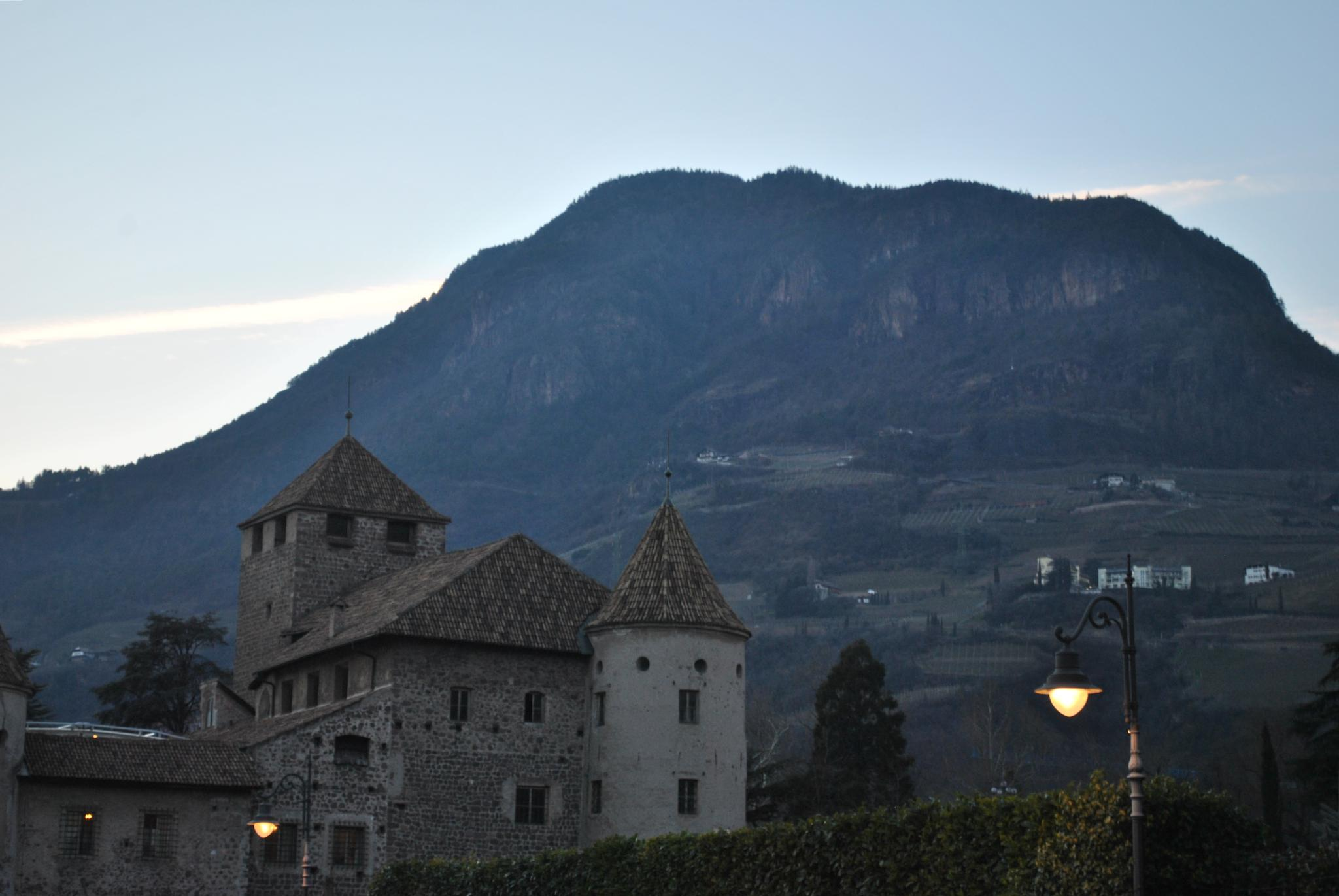 Castle by Reby Costa