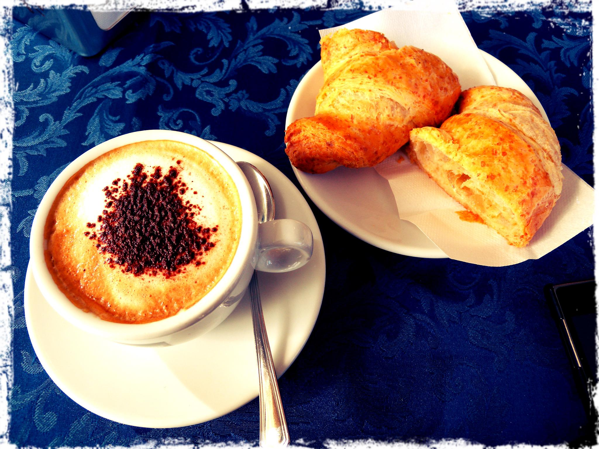 caffe by Reby Costa