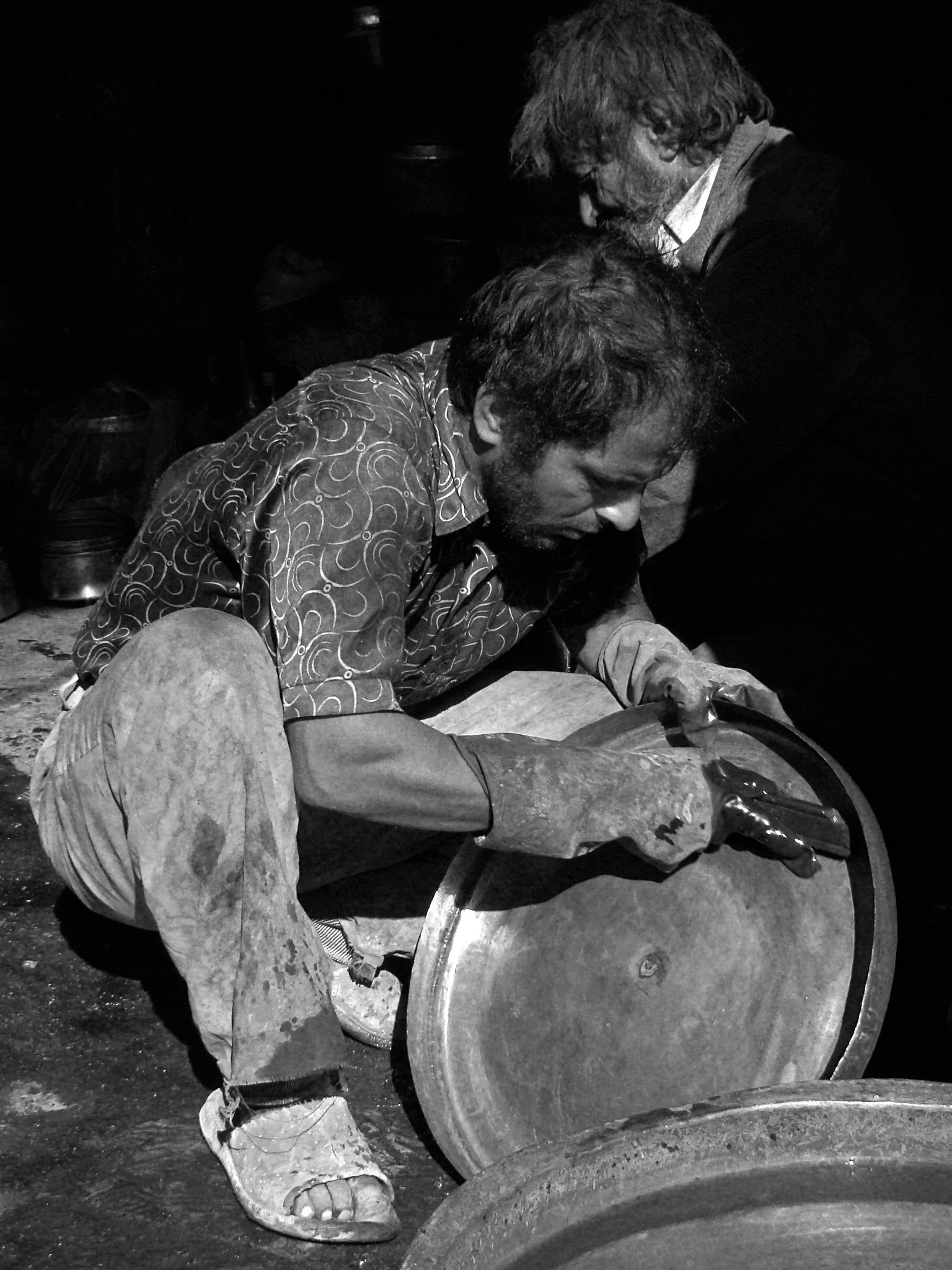 Coppersmith by asghar asem