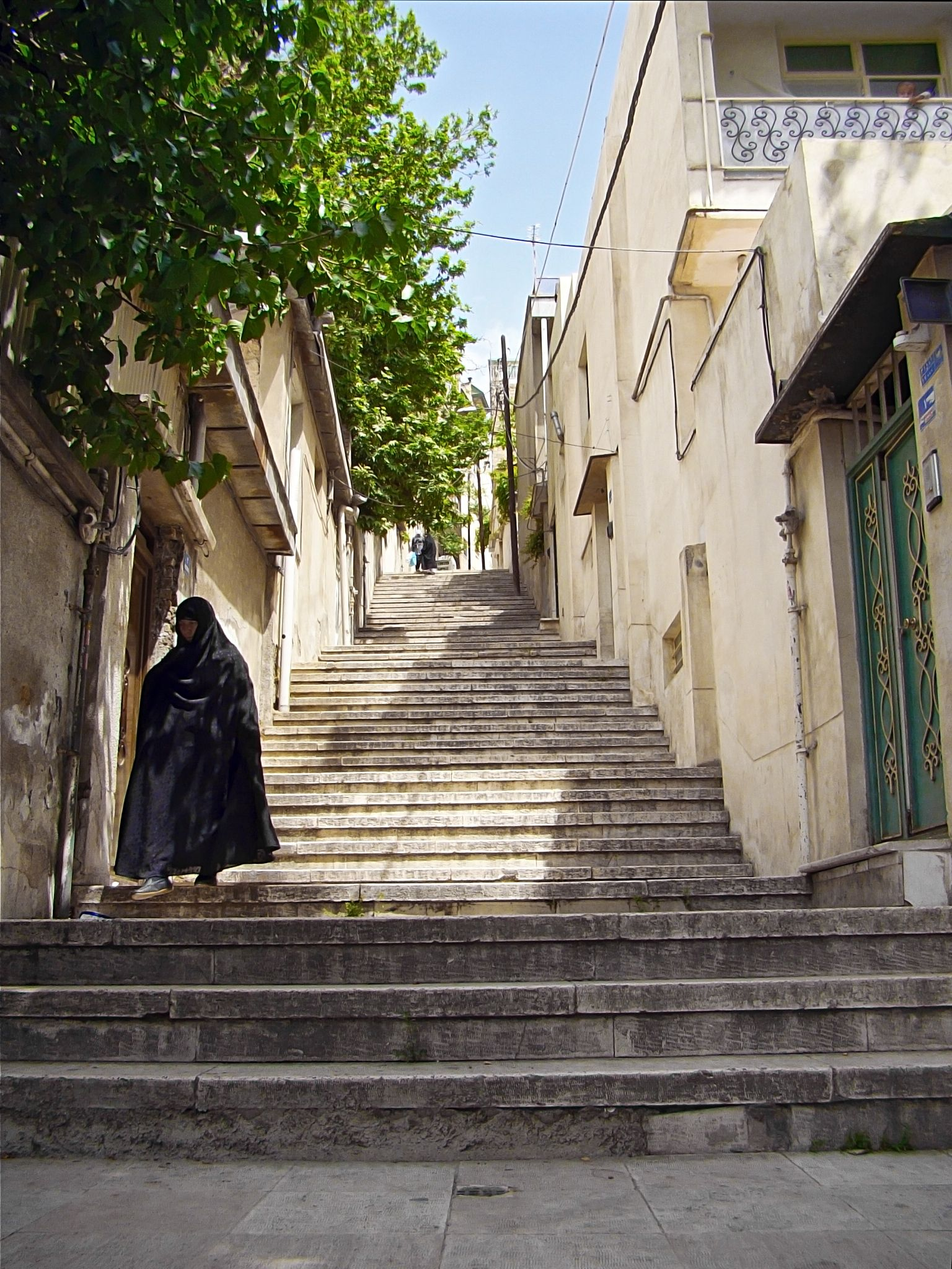 Stairs by asghar asem