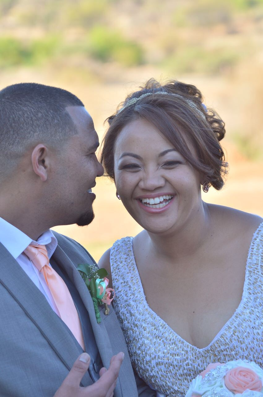 Mr and Mrs Beukes by Cavin Cooltography Claassen