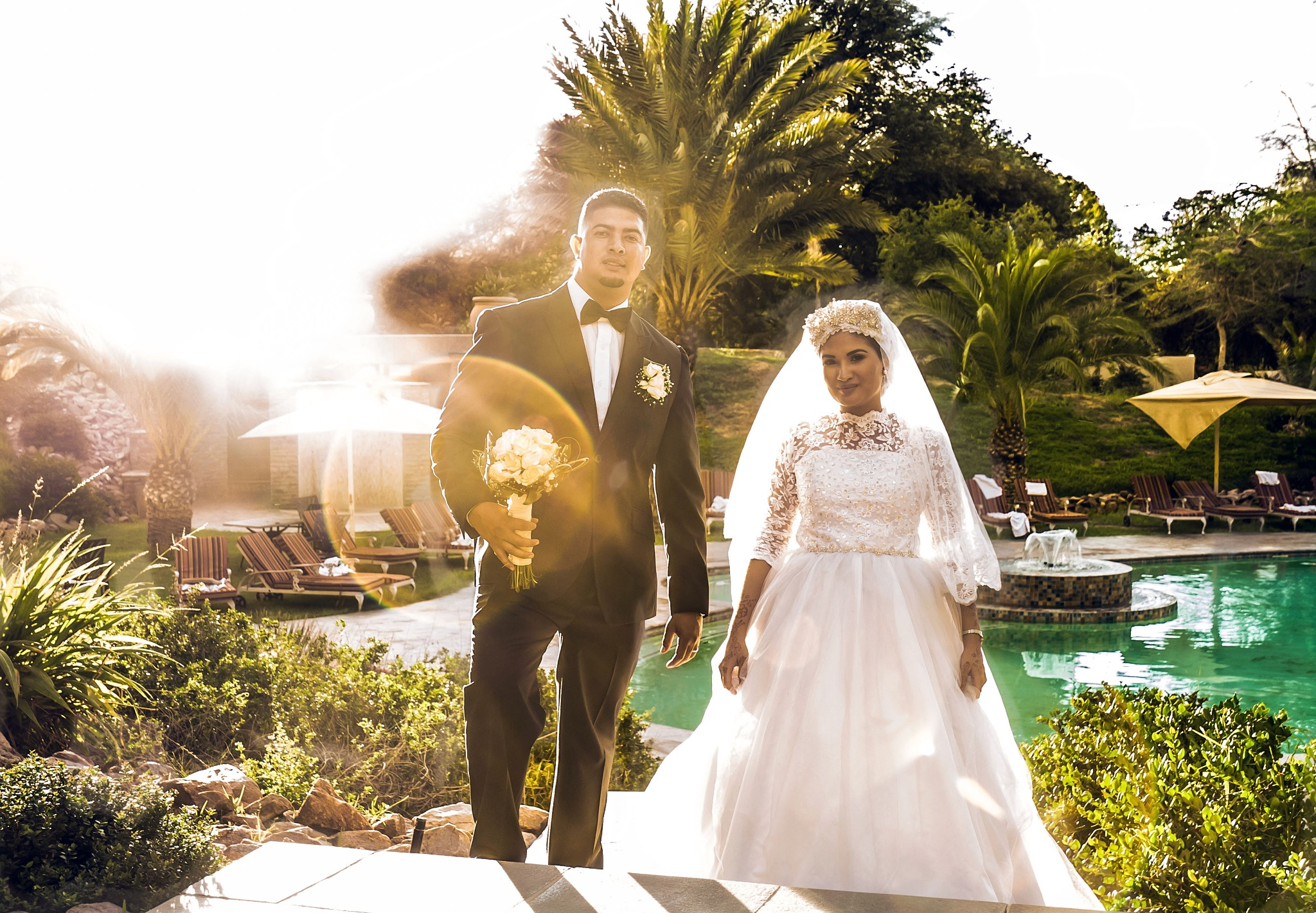 Mr & Mrs Isaacs by Cavin Cooltography Claassen