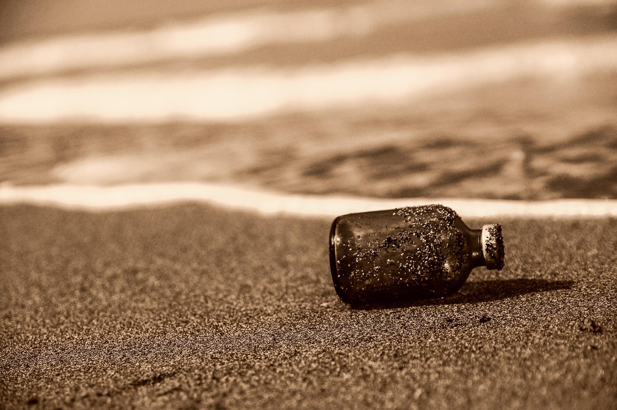 Empty Bottle by rohollah