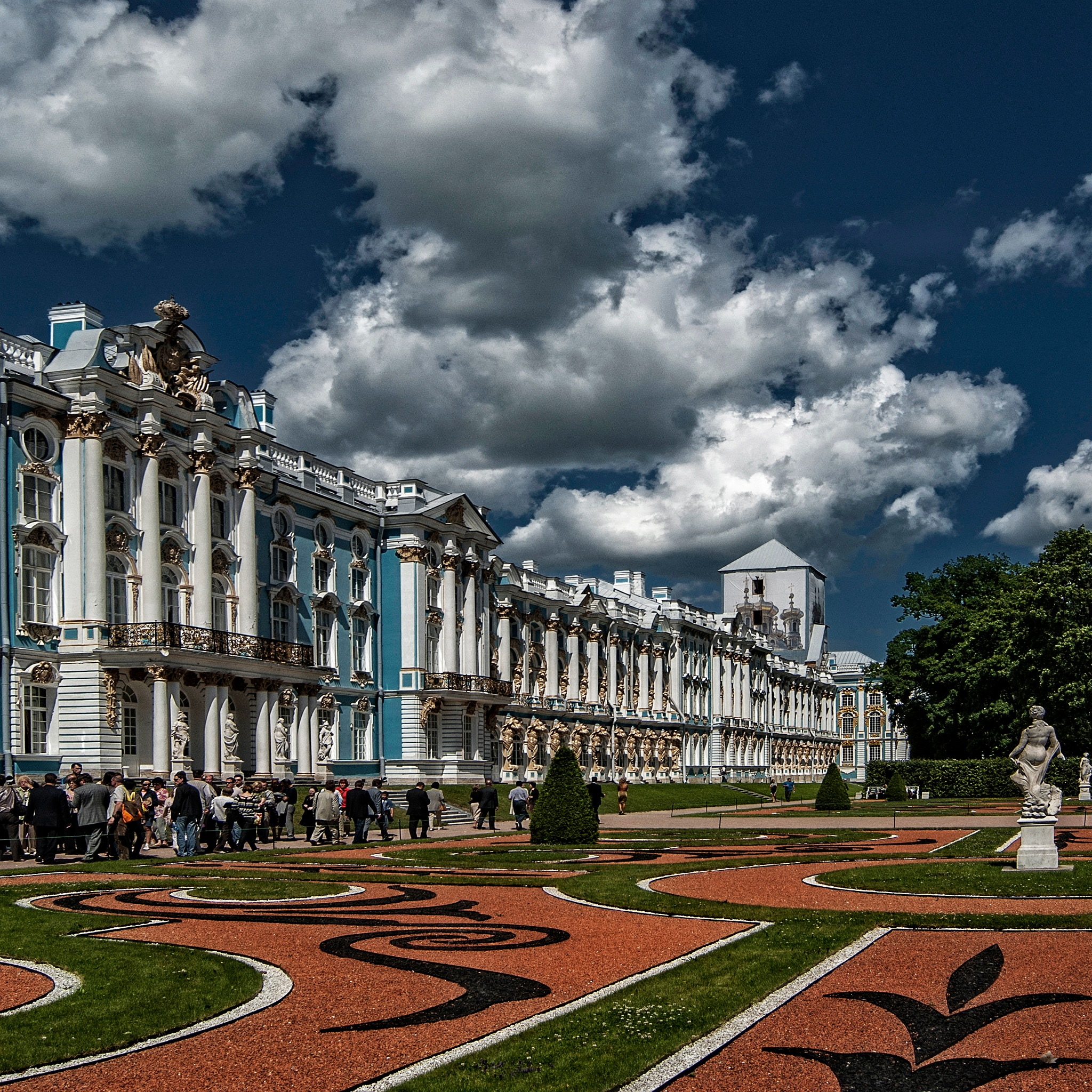 The Catherina Palace . St Petersburg by Al (Alexander)