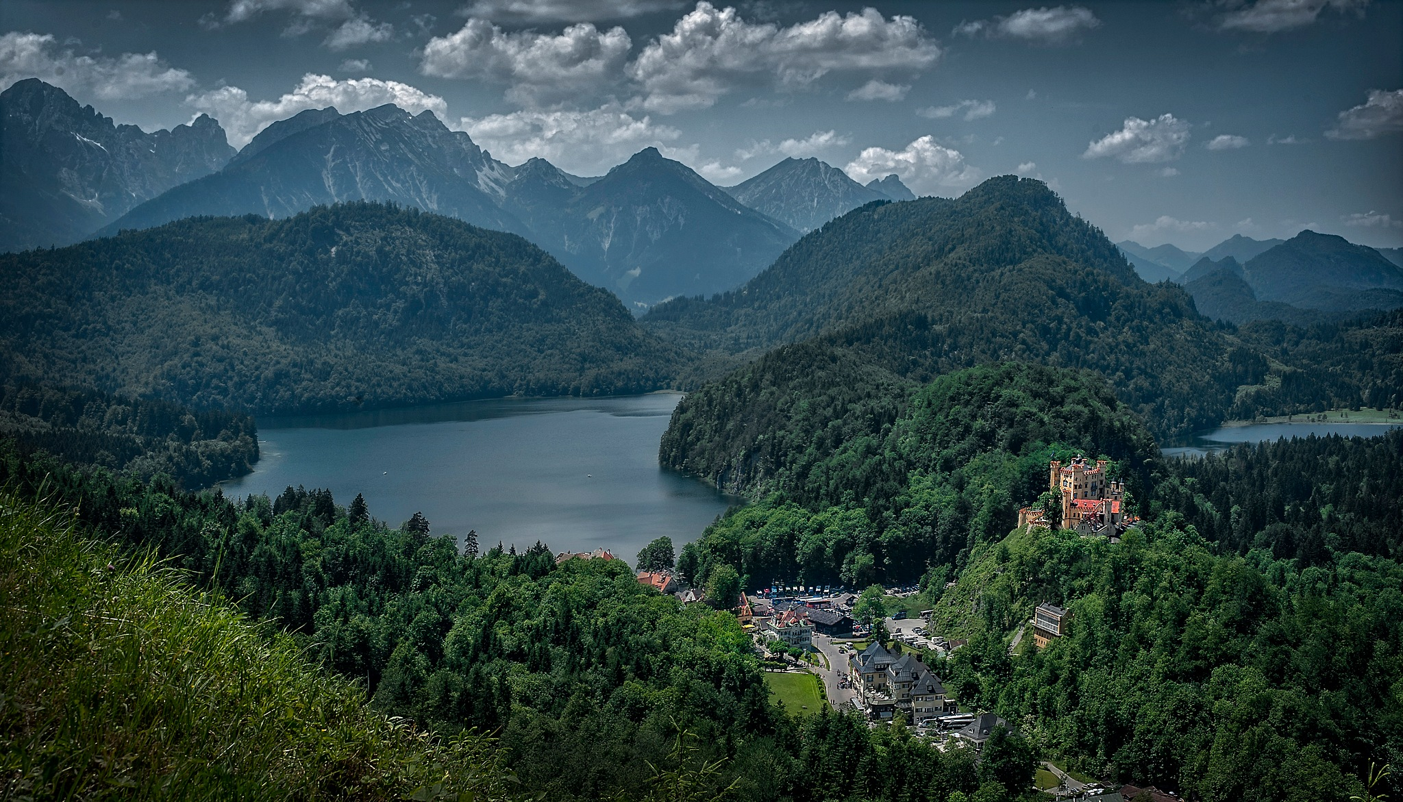 Bavarian Alps by Al (Alexander)