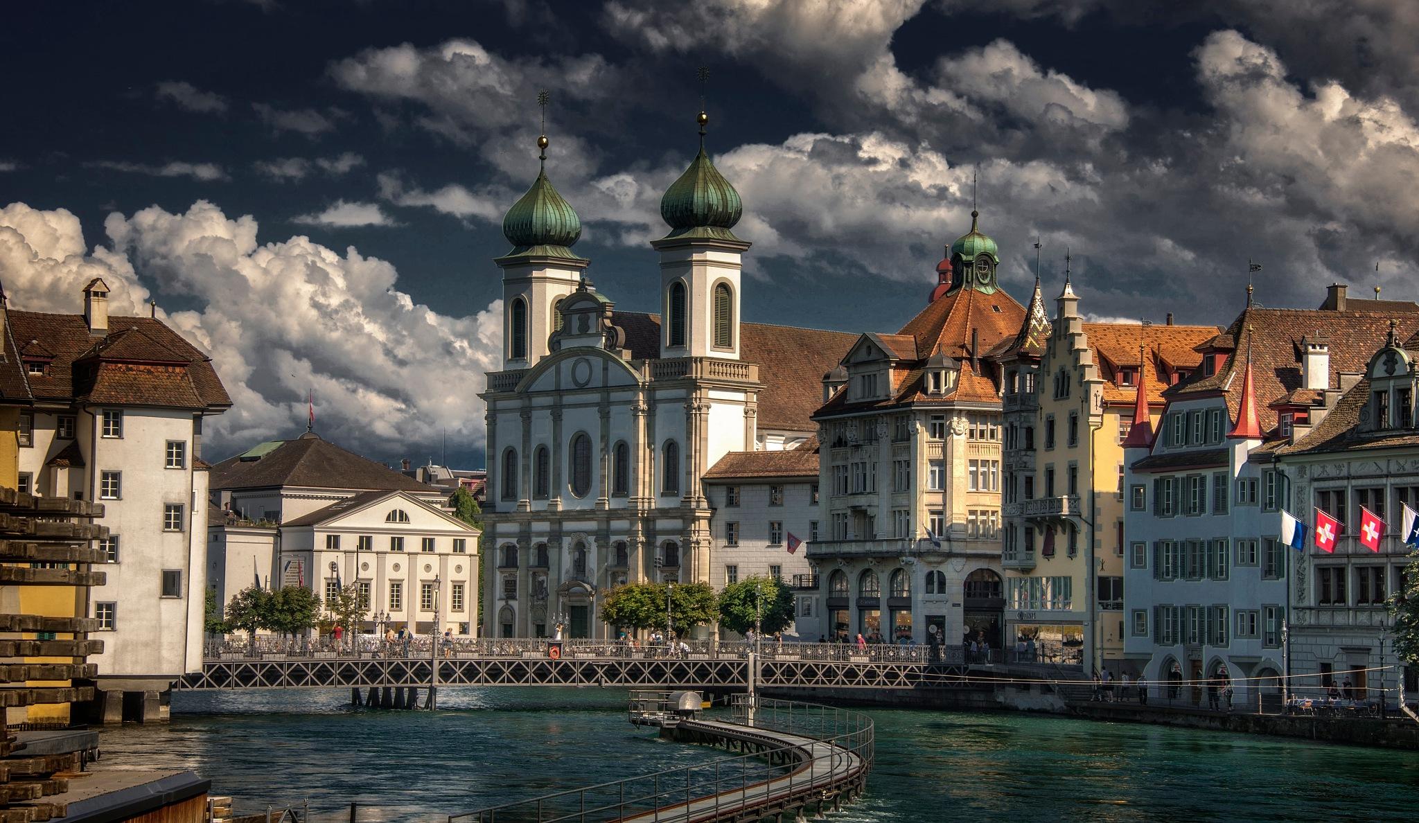 Lucerne. Switzerland by Al (Alexander)