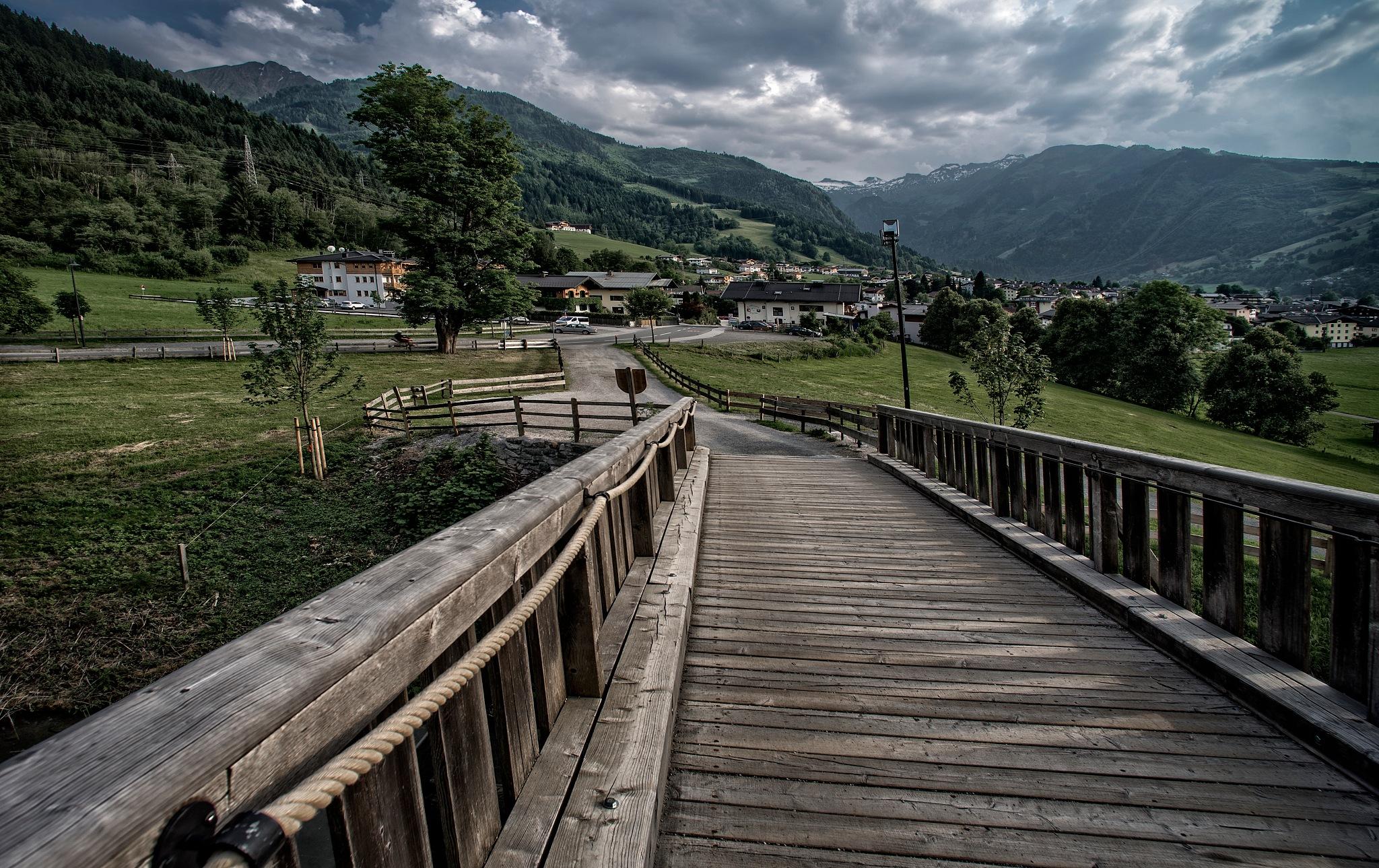 Kaprun. Alps. Austria by Al (Alexander)